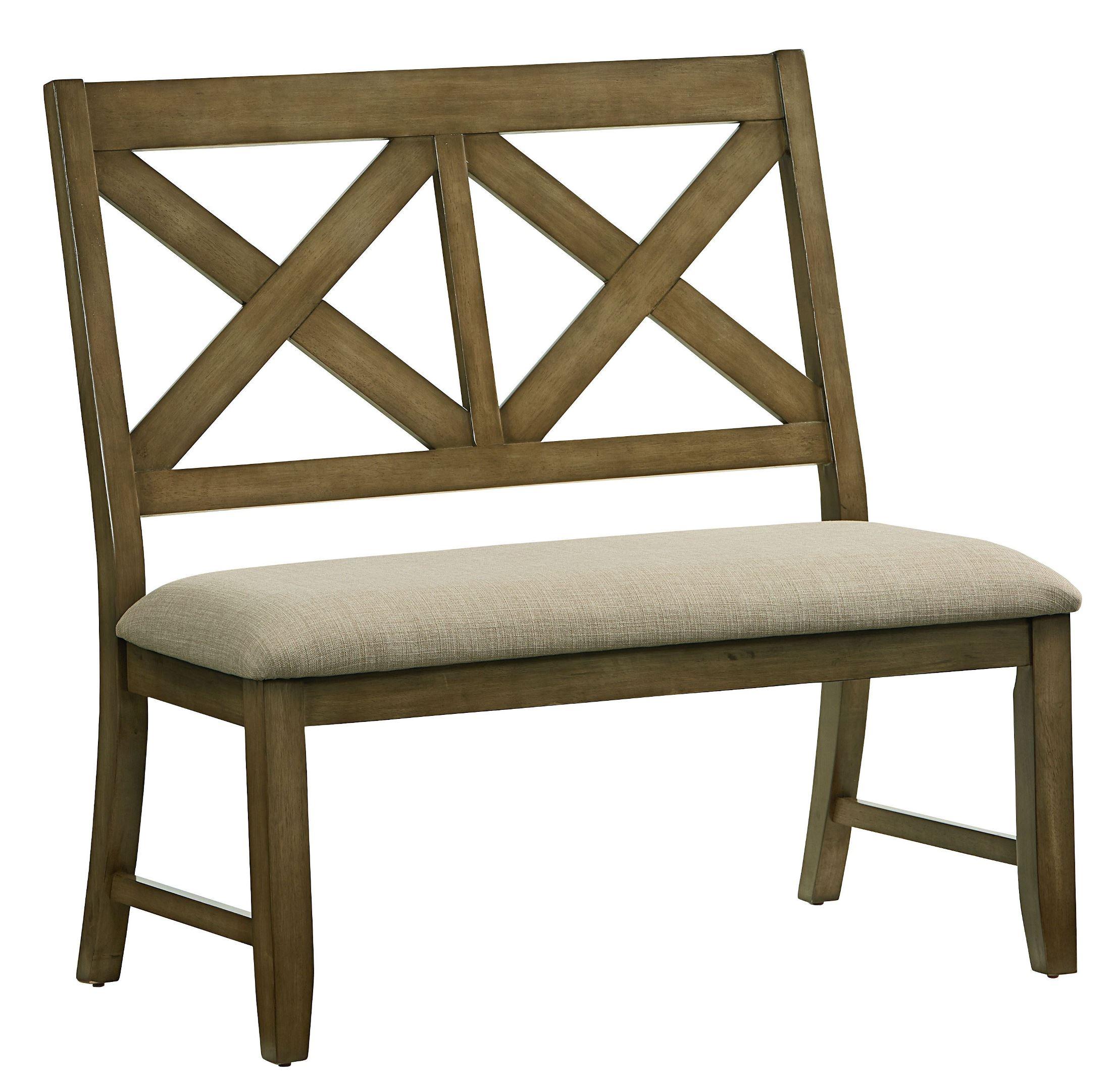 Outdoor Patio Furniture Omaha Ne: Standard Furniture Omaha Weathered Burnished Grey X-Back