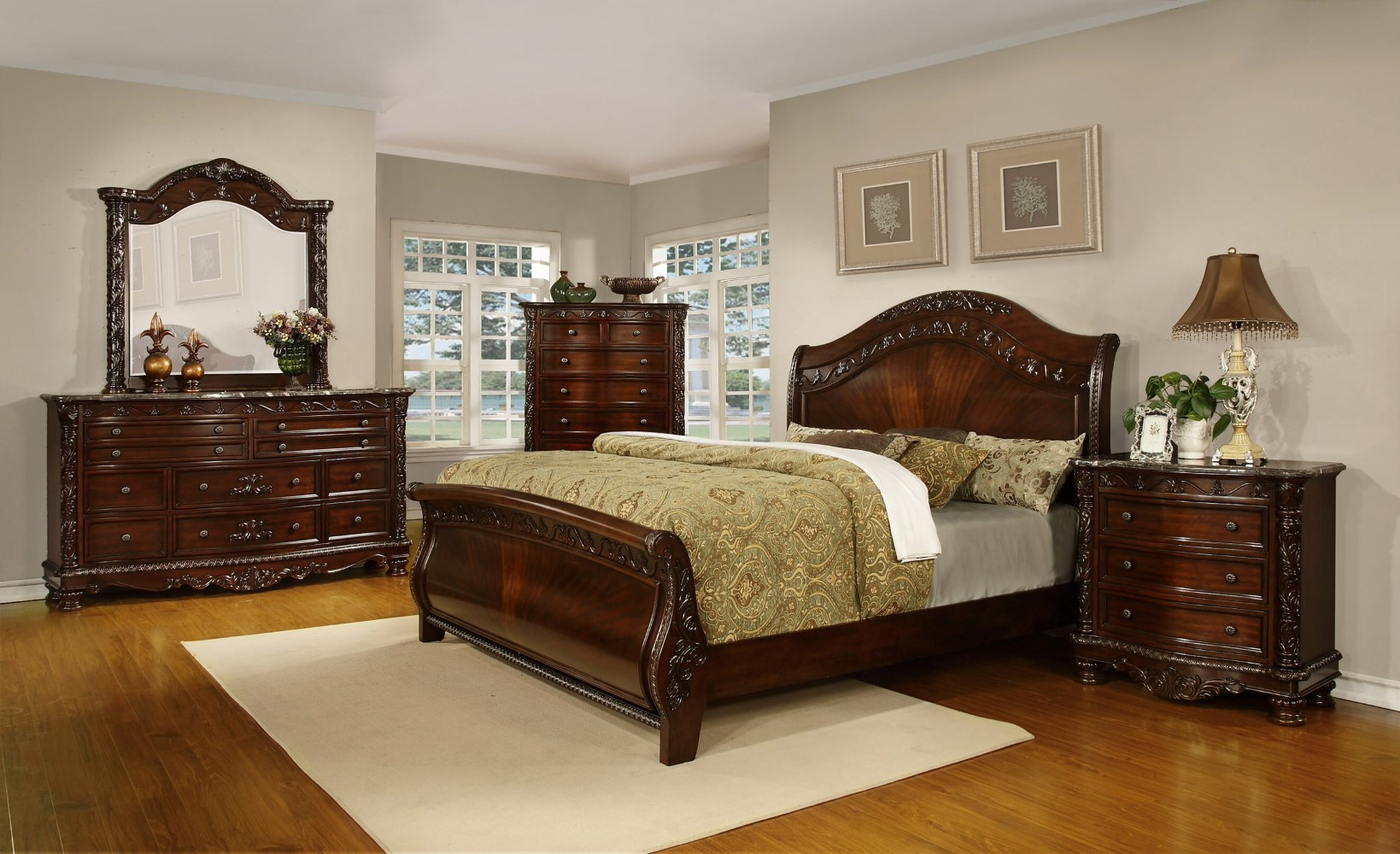 Fairfax Home Furnishings Fairfax Home Furnishings Patterson Sleigh