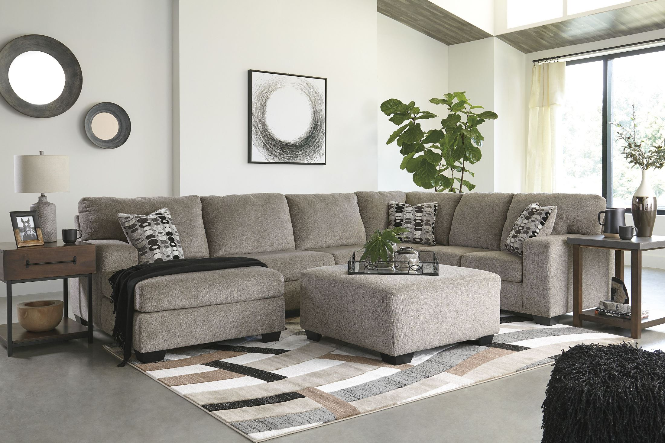 Ballinasloe Platinum Laf Sectional 1stopbedrooms
