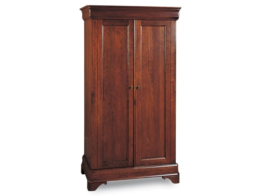 Durham Furniture Chateau Fontaine Armoire in Candlelight 975-160