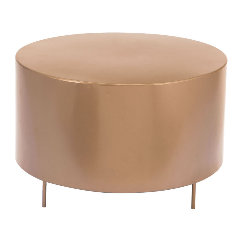 Zuo Modern Bor Coffee Table Gold A11543