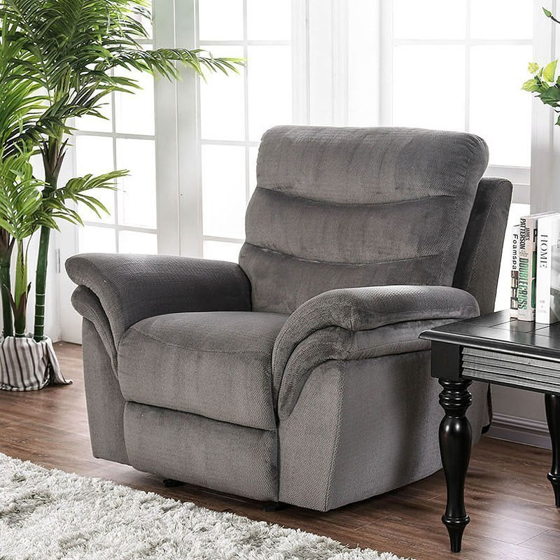 Furniture Of America Living Room Collections: Furniture Of America Hamlin Recliner