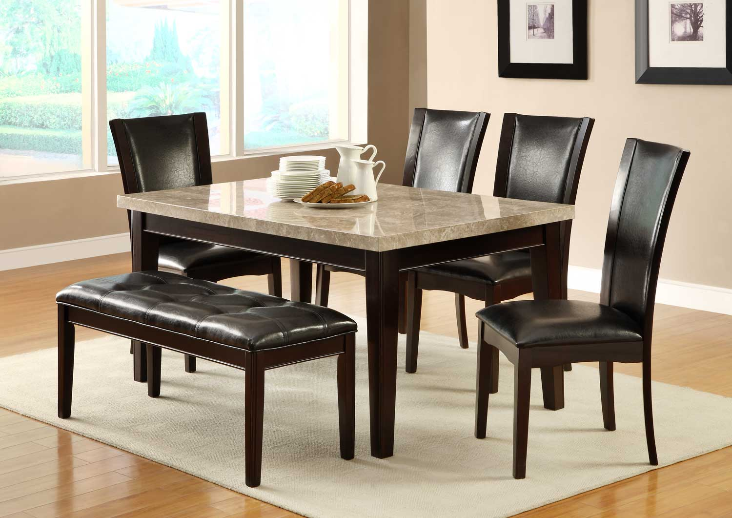 028f5522316 Homelegance Hahn Dining Room Set - Hahn Collection  5 Reviews ...
