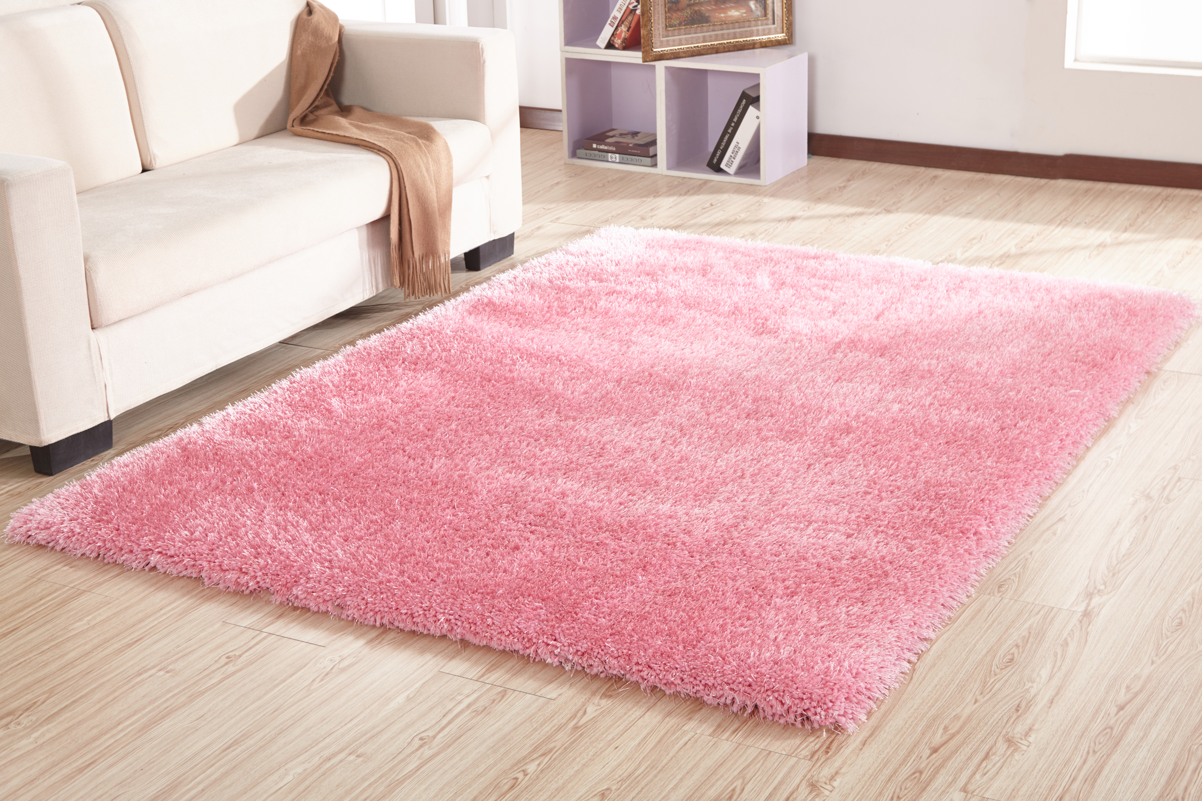 Chubby Pink Area Rug 5 X 7 1stopbedrooms