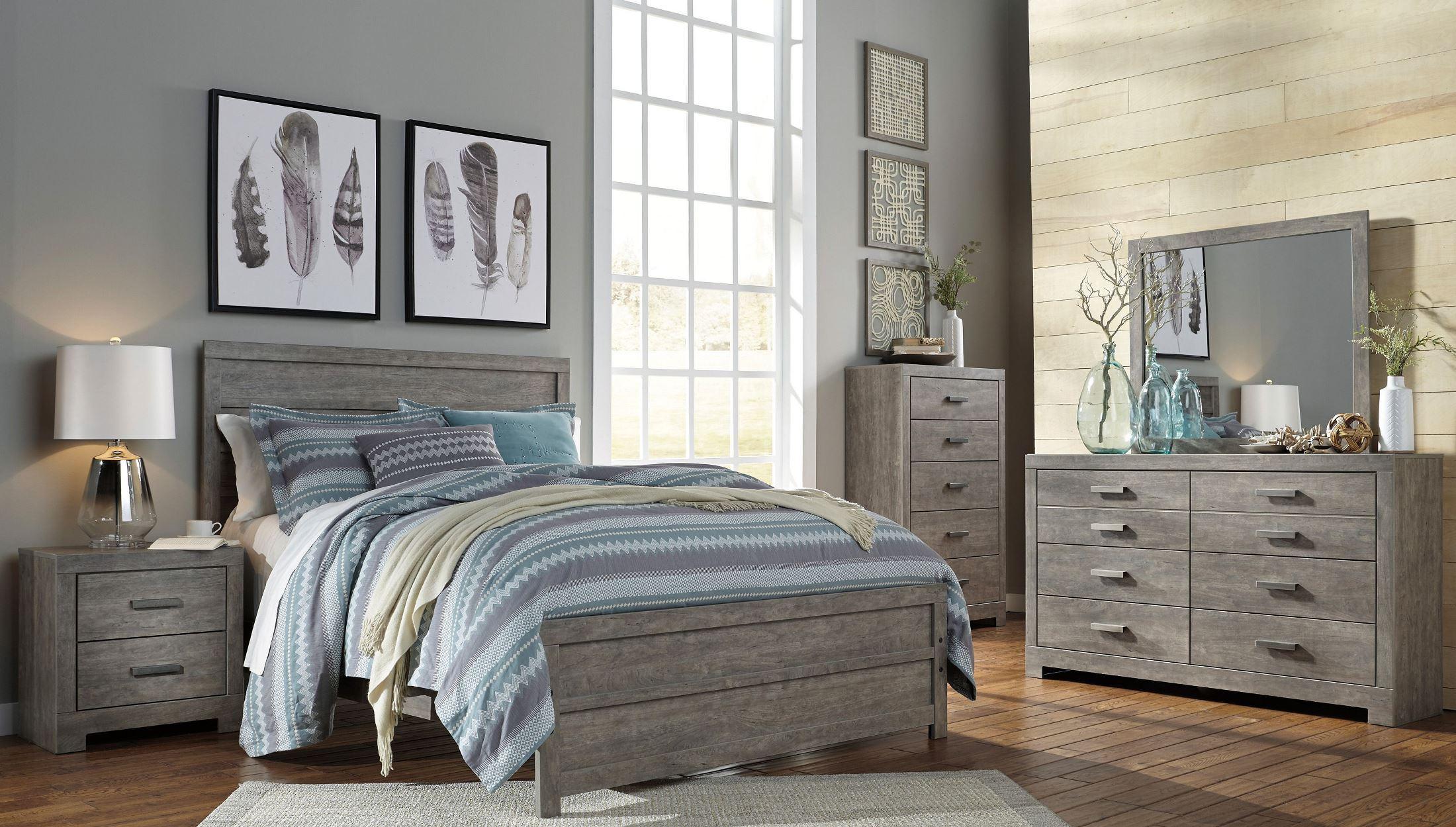 Culverbach Panel Bedroom Set