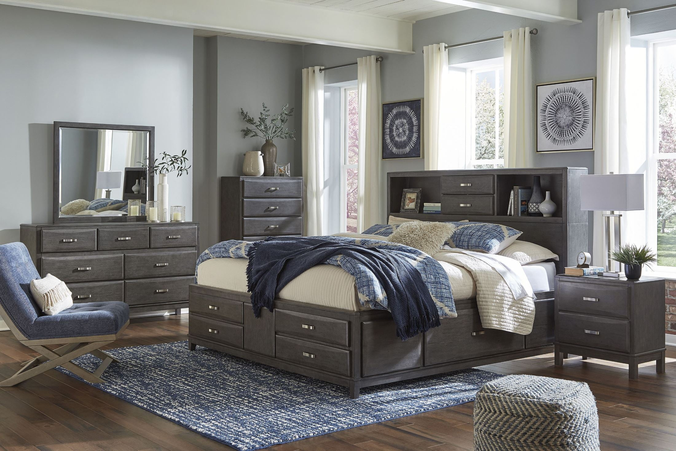 Shay Poster Bedroom Set 1stopbedrooms