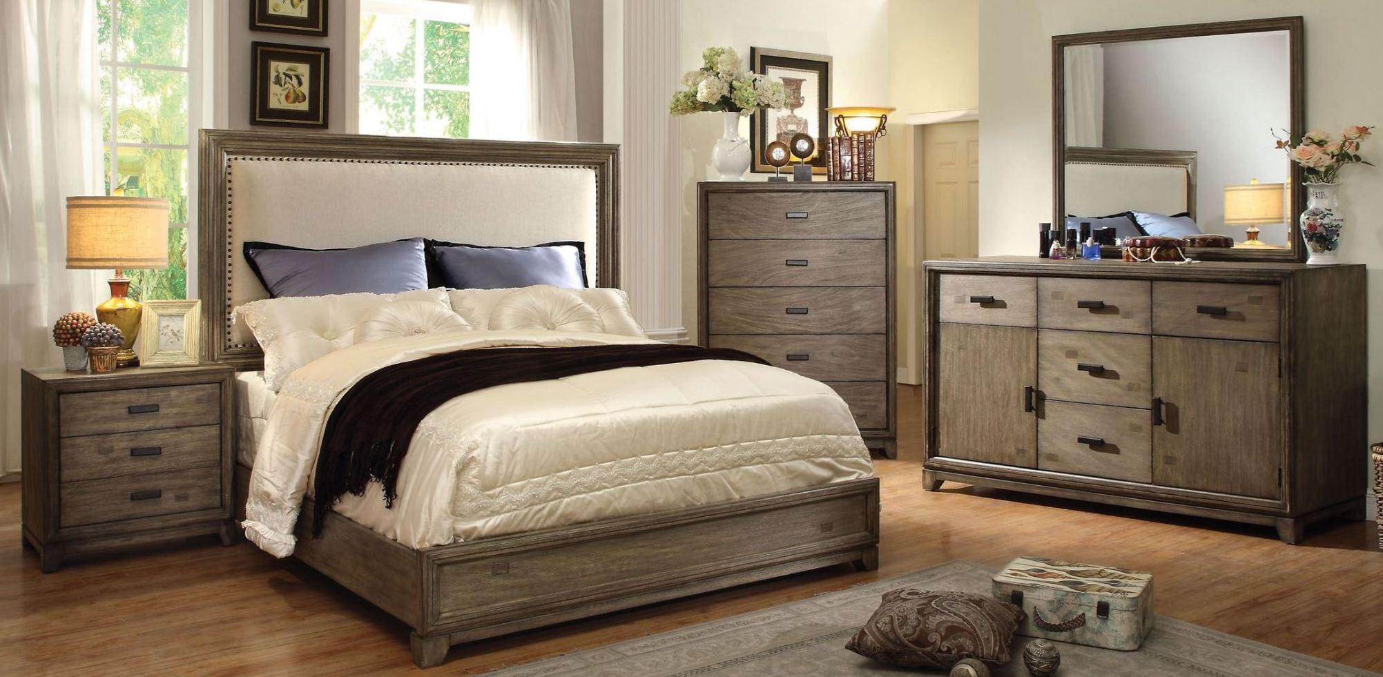 . Antler Natural Ash Bedroom Set