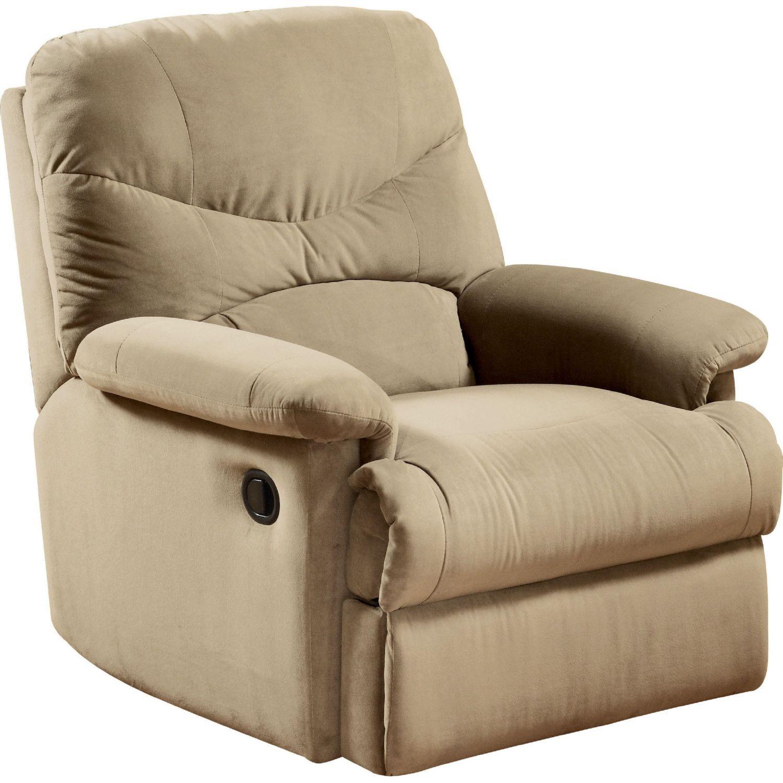 Ashley Furniture Arcadia: Arcadia Beige Recliner