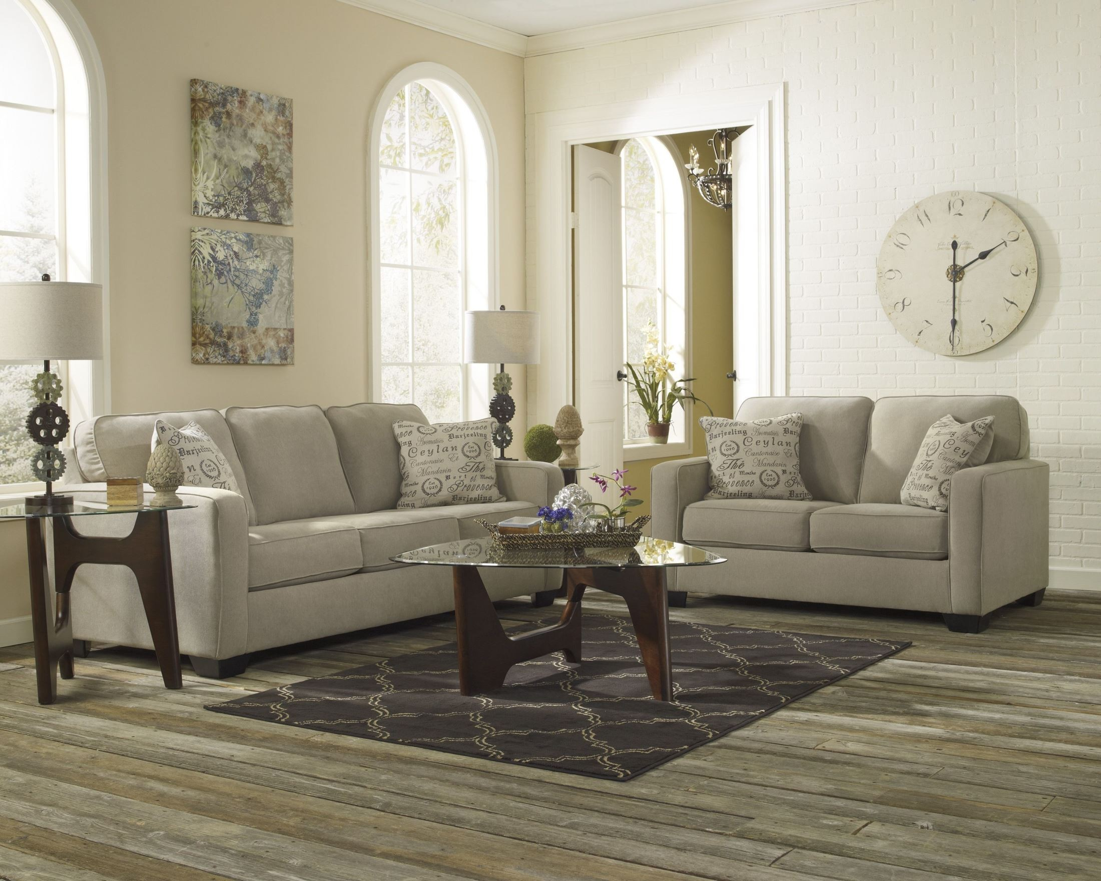 Alenya Quartz Queen Sofa Sleeper 1stopbedrooms