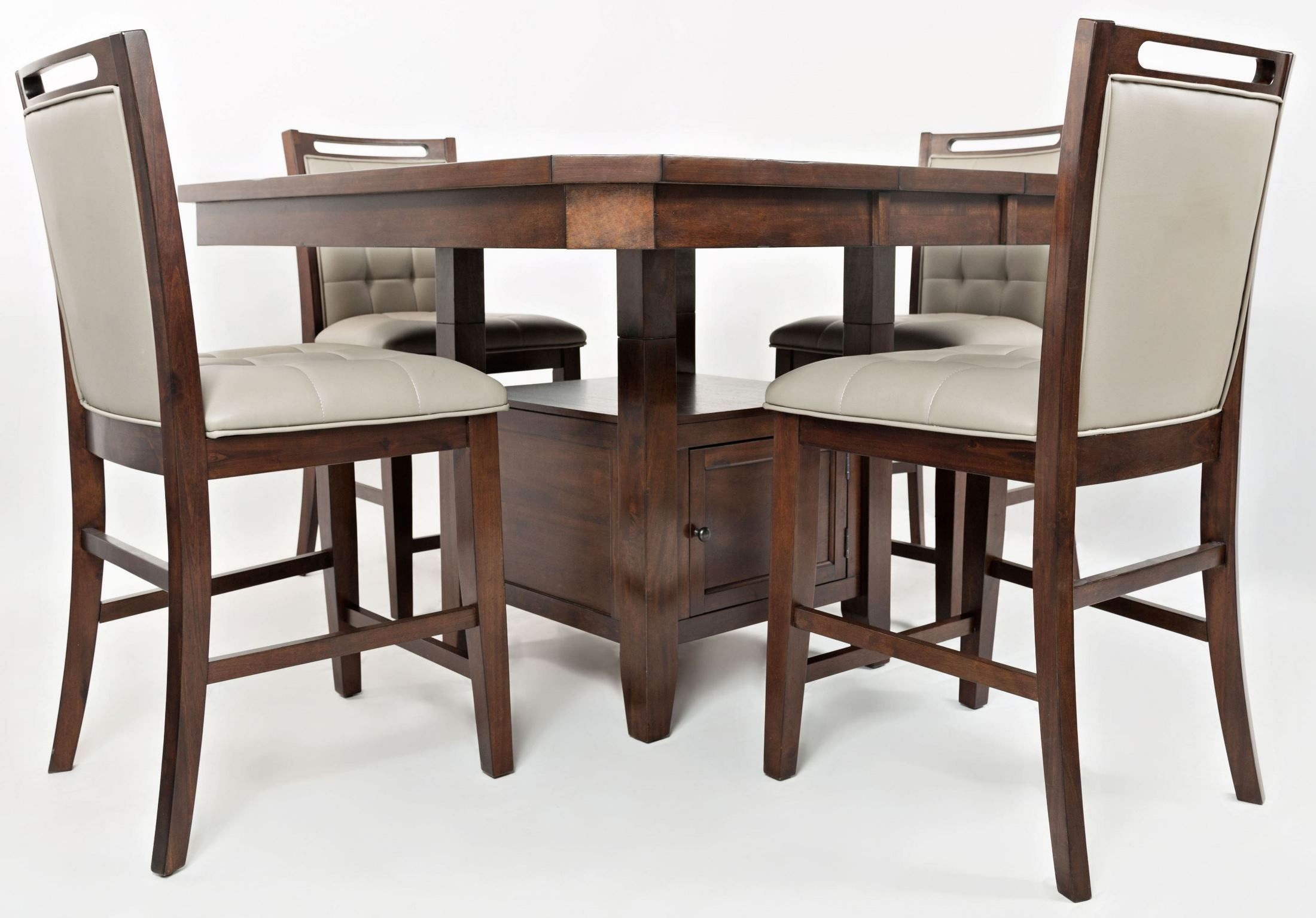 Manchester Storage Extendable Dining Room Set Media Gallery ...