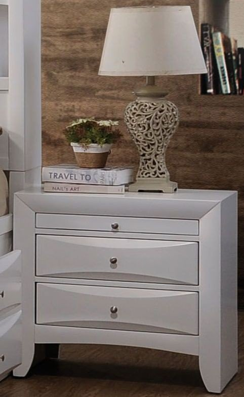 Ireland white bookcase storage bedroom set 1stopbedrooms - Bedroom furniture sets buy now pay later ...