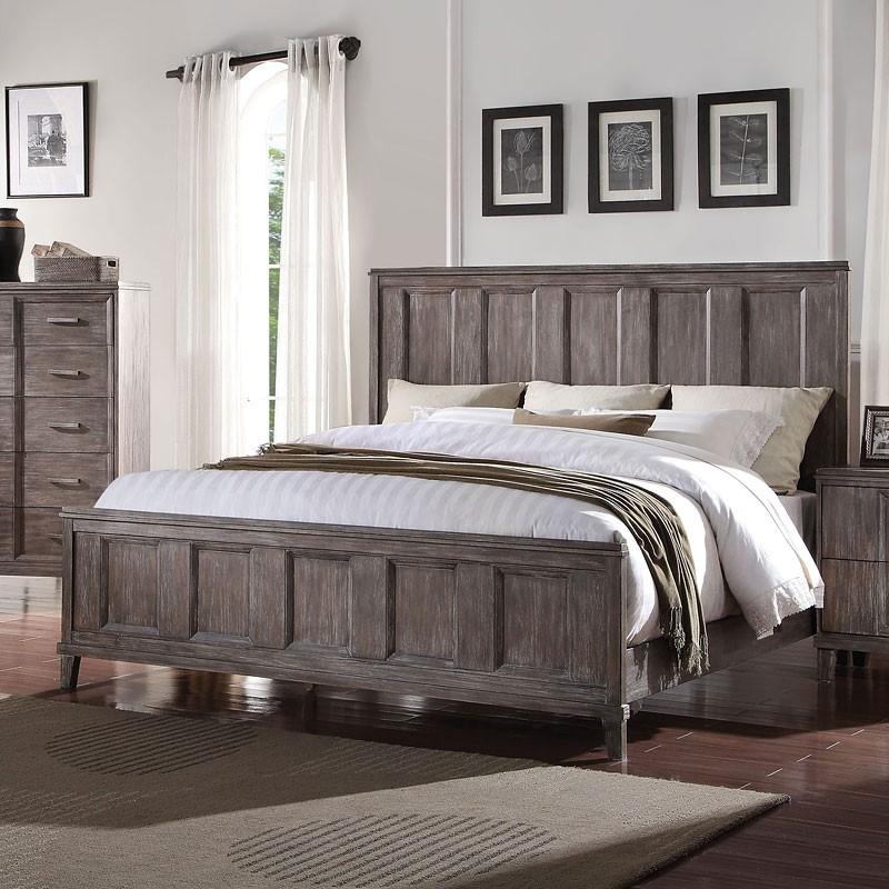 Bayonne Panel Bedroom Set
