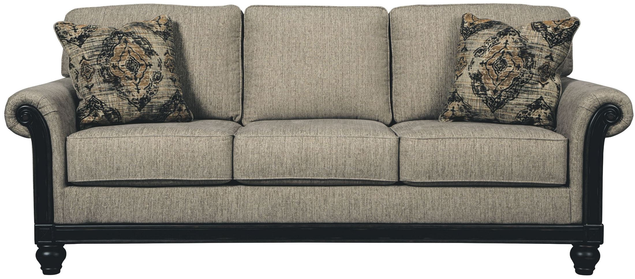 Blackwood Taupe Sofa 1stopbedrooms