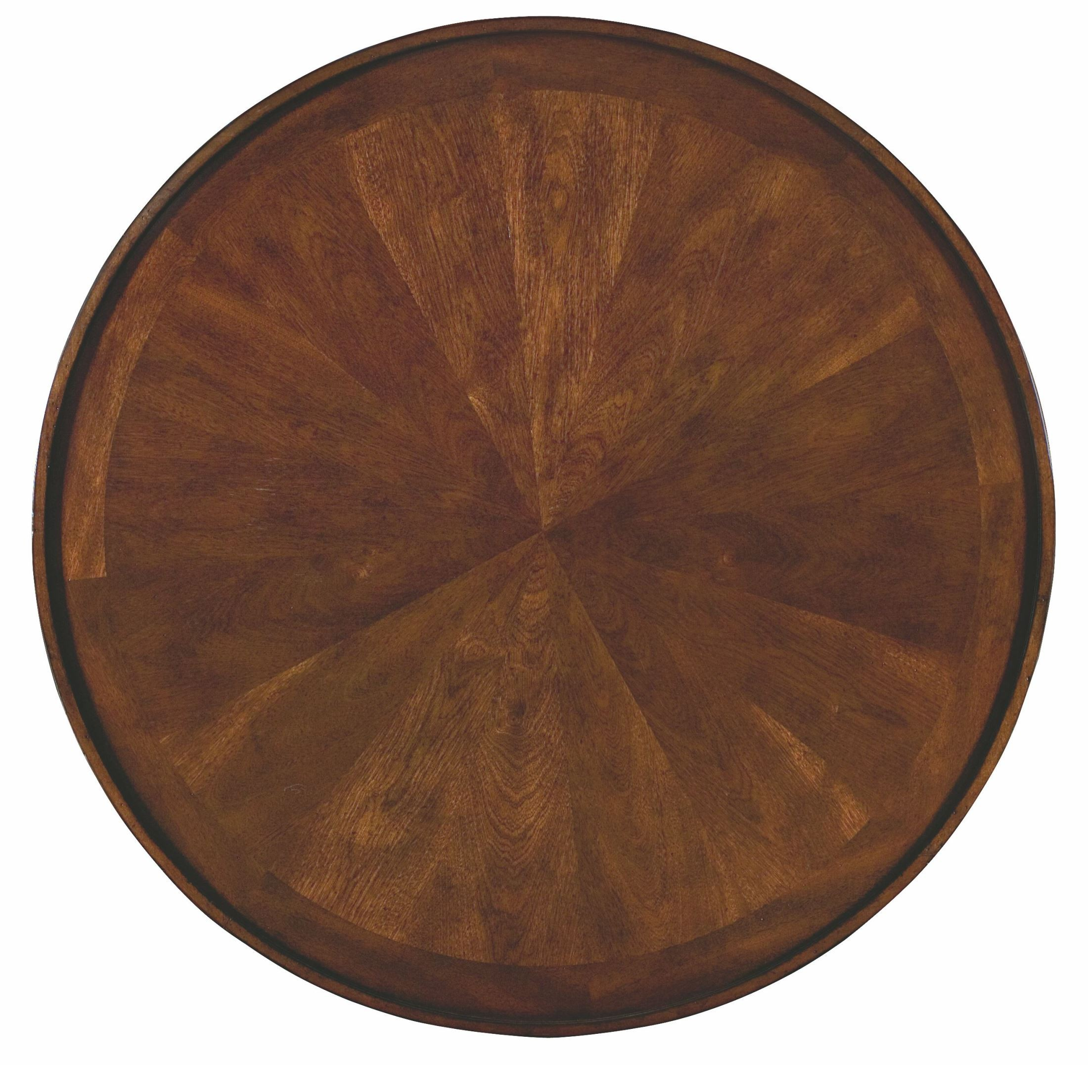 Barrow Rich Amber Round Cocktail Table 1stopbedrooms