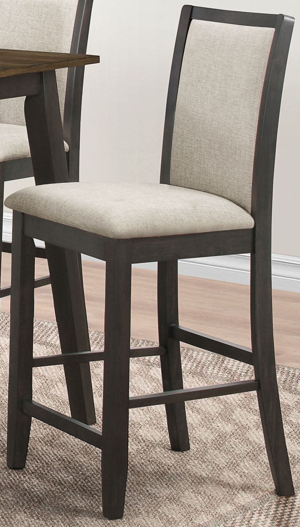 Black Counter Height Dining Room Set