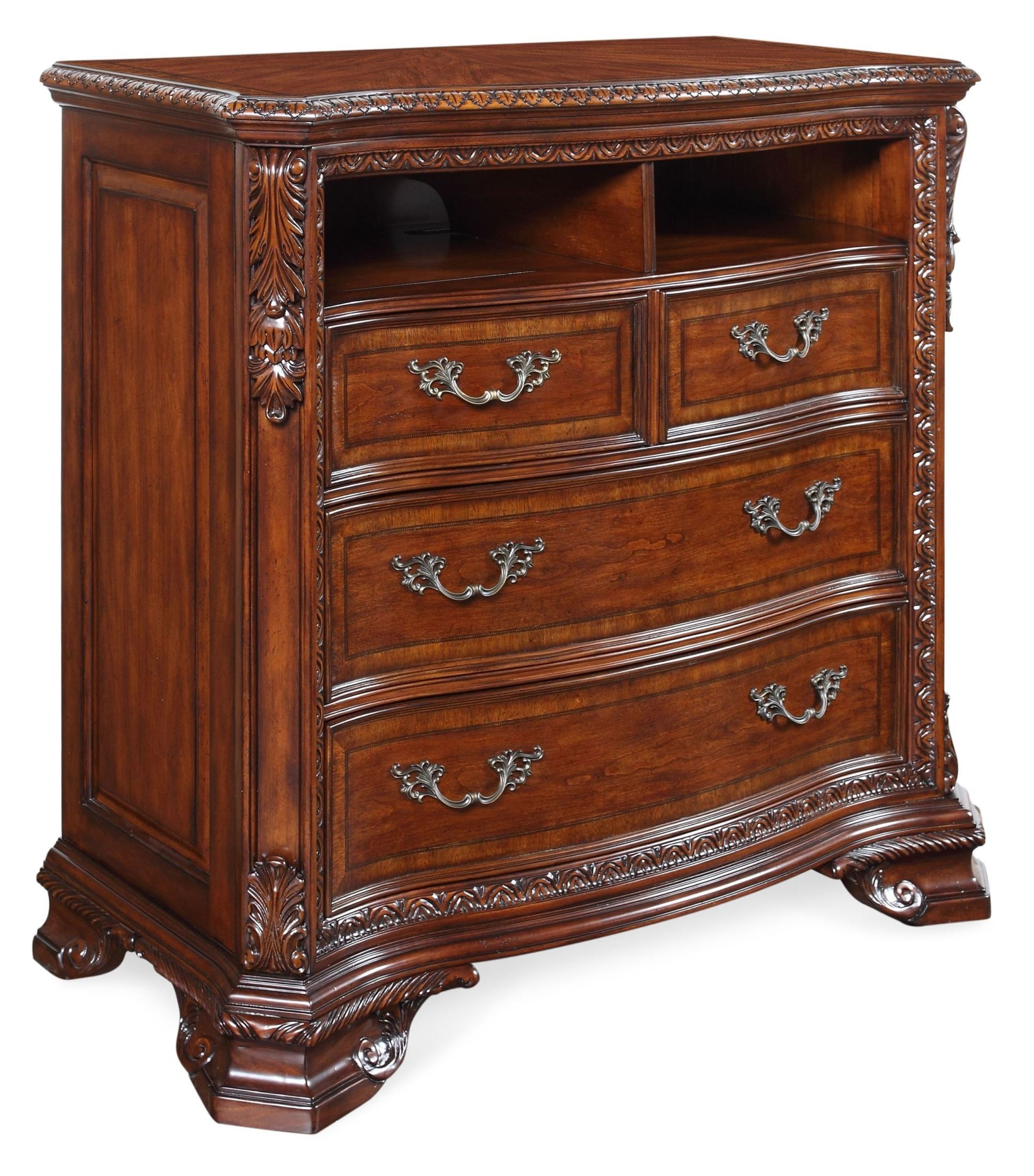 Old World Bedroom Furniture: Old World Estate Bedroom Set