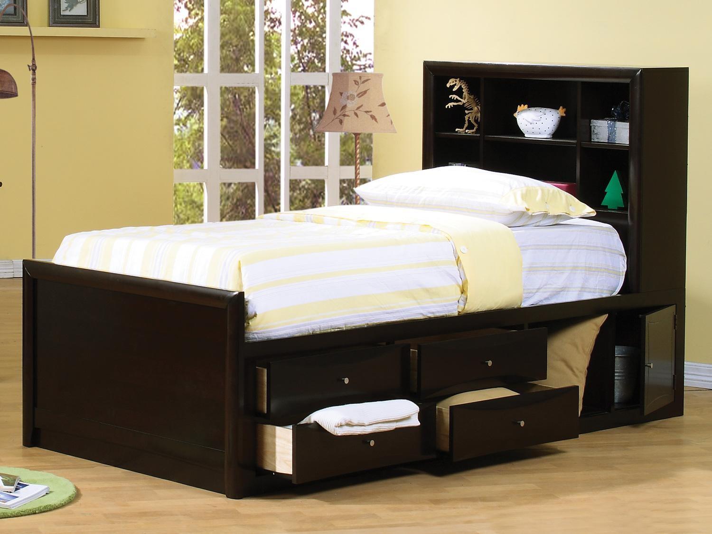 Phoenix Youth Storage Bedroom Set - 400180