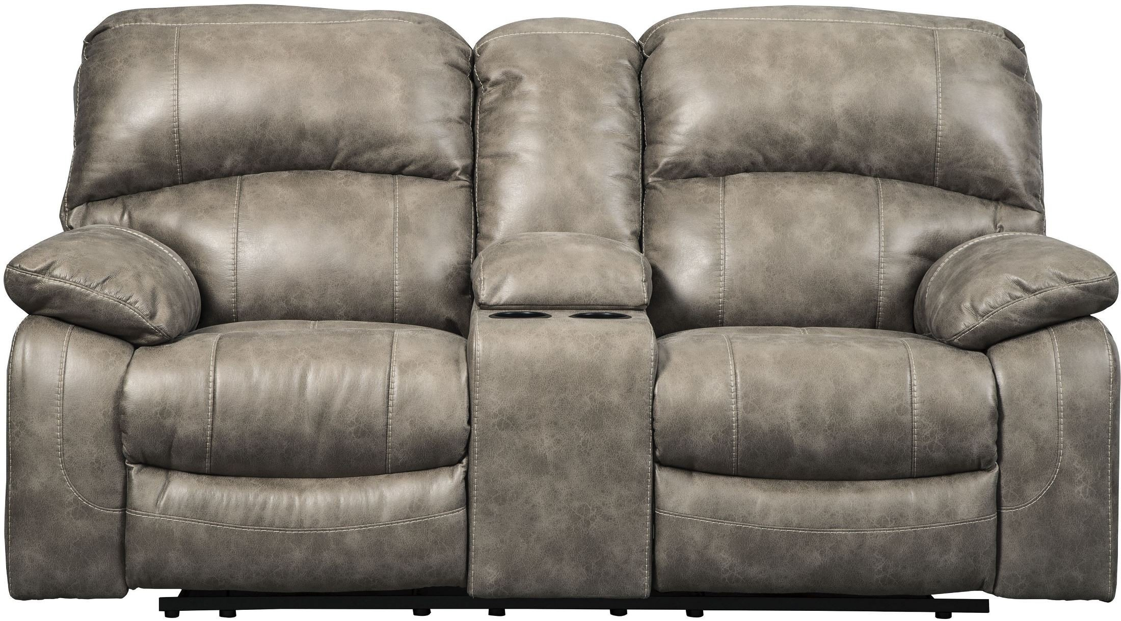 Signature Design By Ashley Dunwell Driftwood Power Reclining Living