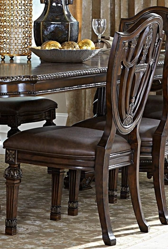 324394556b84 Homelegance Chilton Cherry Dining Room Set - Chilton Collection  8 ...