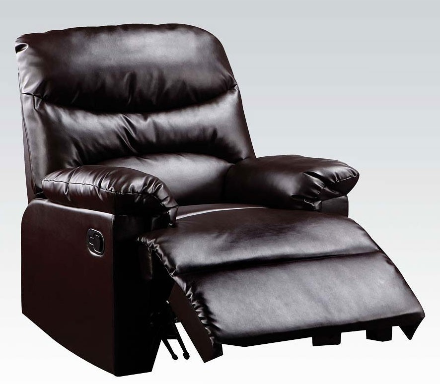 Ashley Furniture Arcadia: Arcadia Recliner (Cracked Brown)