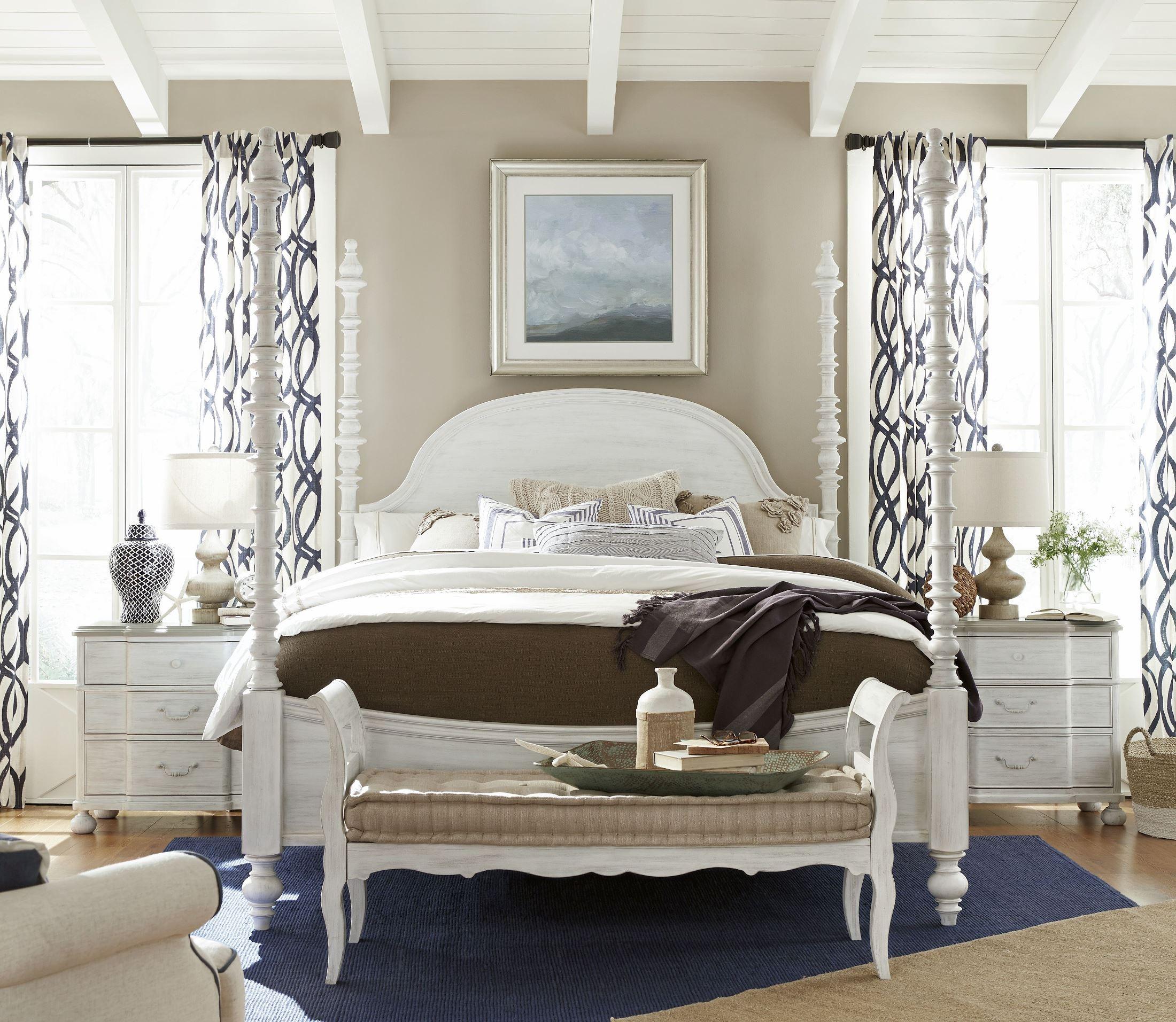 Dogwood Blossom Poster Bedroom Set