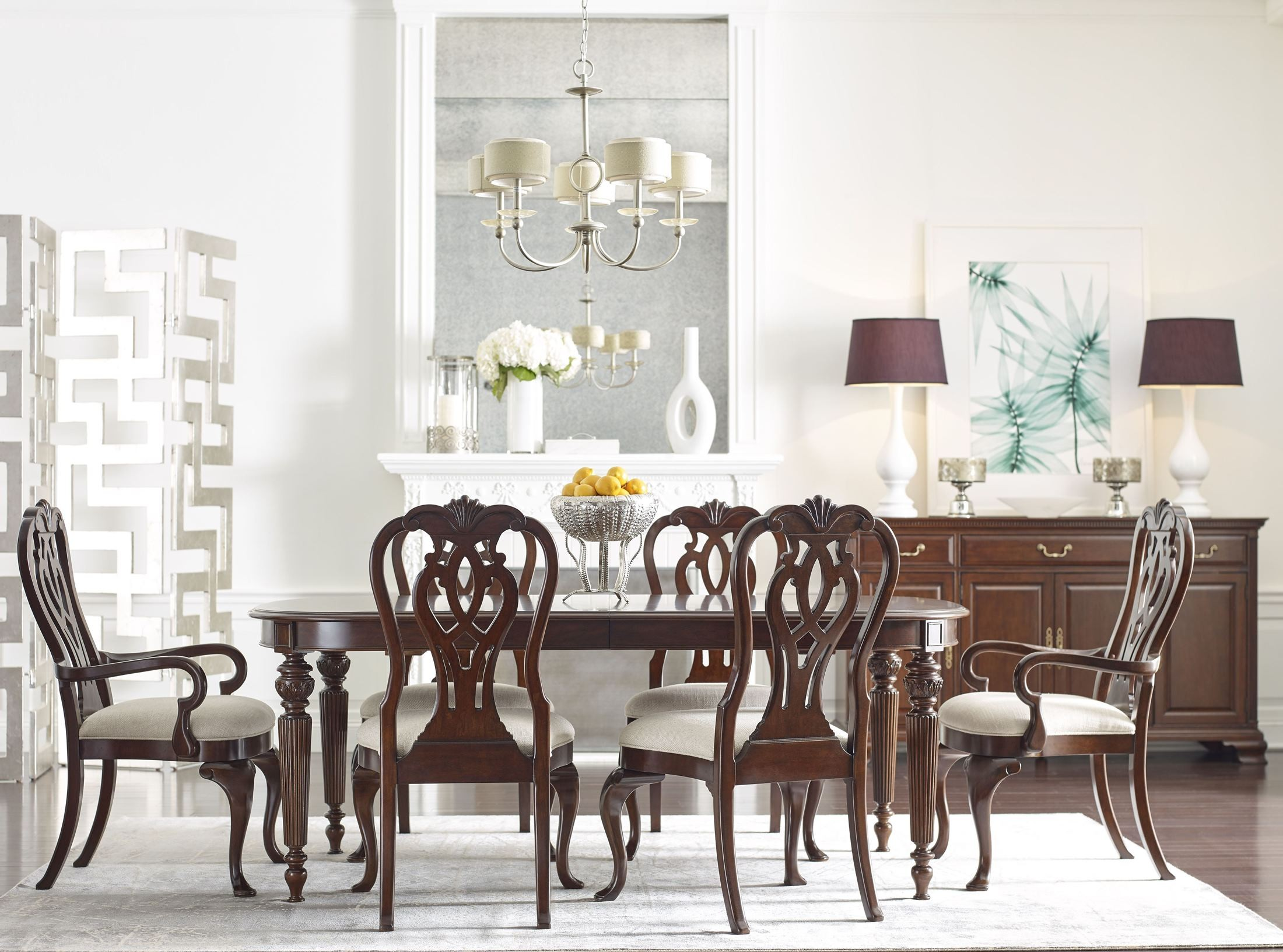 Hadleigh Oval Dining Room Set Media Gallery