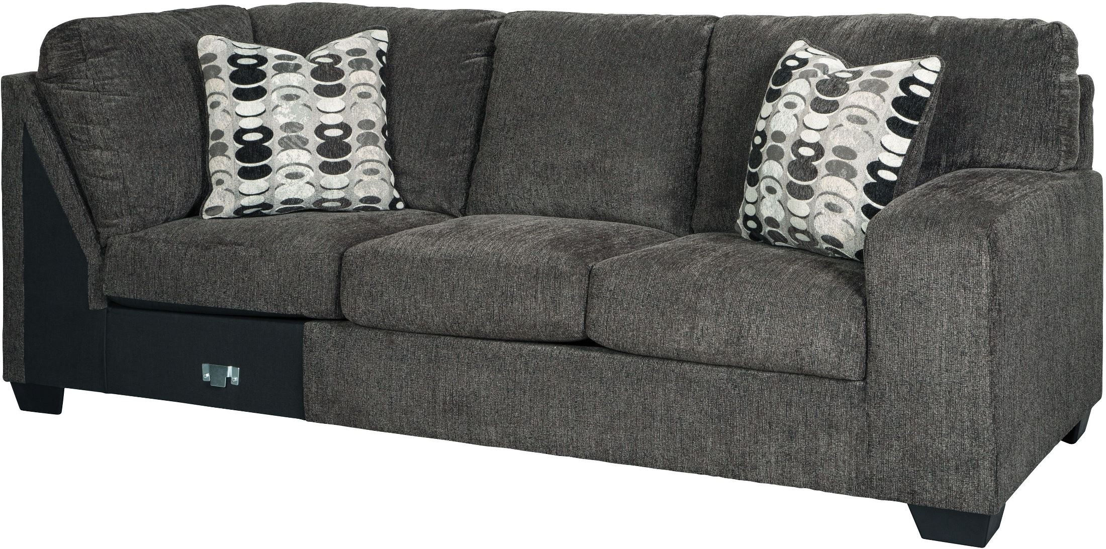 Ballinasloe Gray Laf Sectional 1stopbedrooms