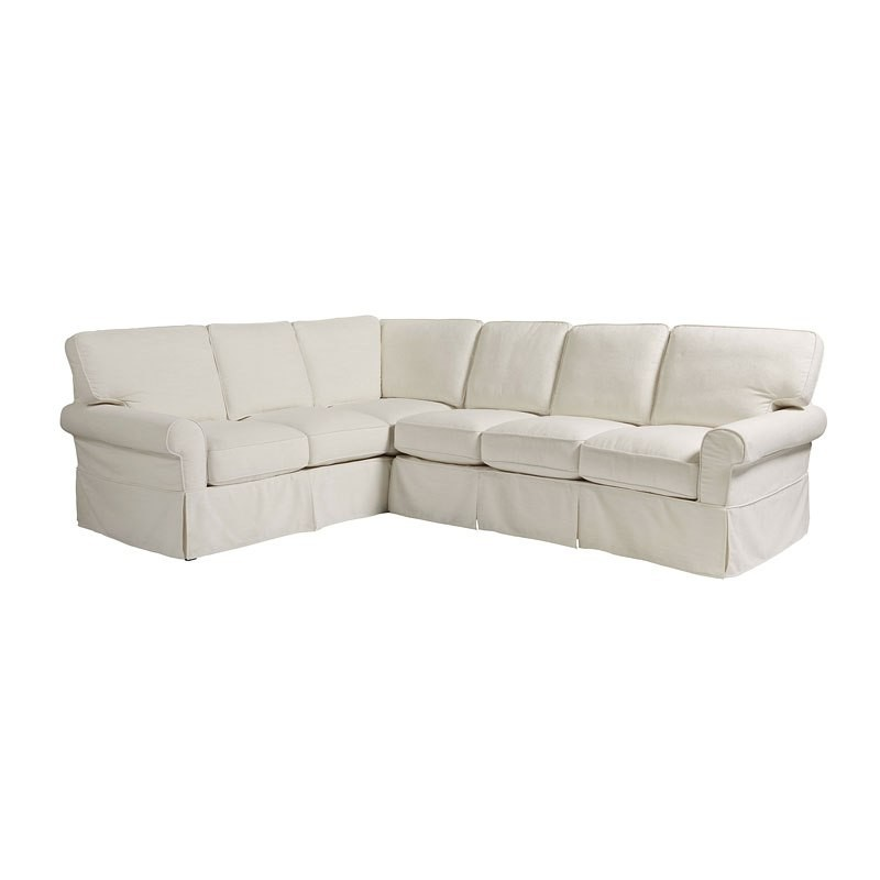Excellent Coastal Living Crypton Daily Snow Ventura Raf Sectional Pdpeps Interior Chair Design Pdpepsorg