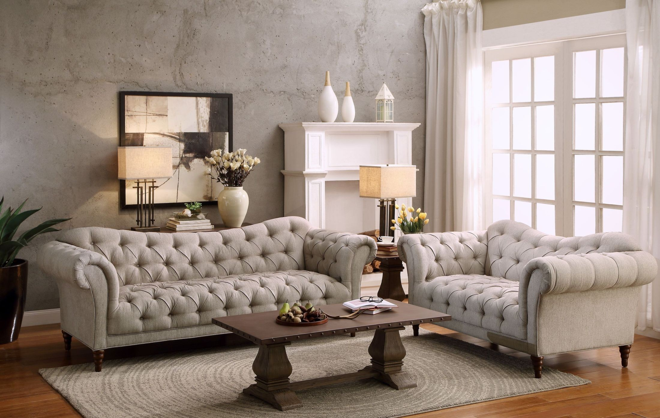 St Claire Living Room Set 1stopbedrooms