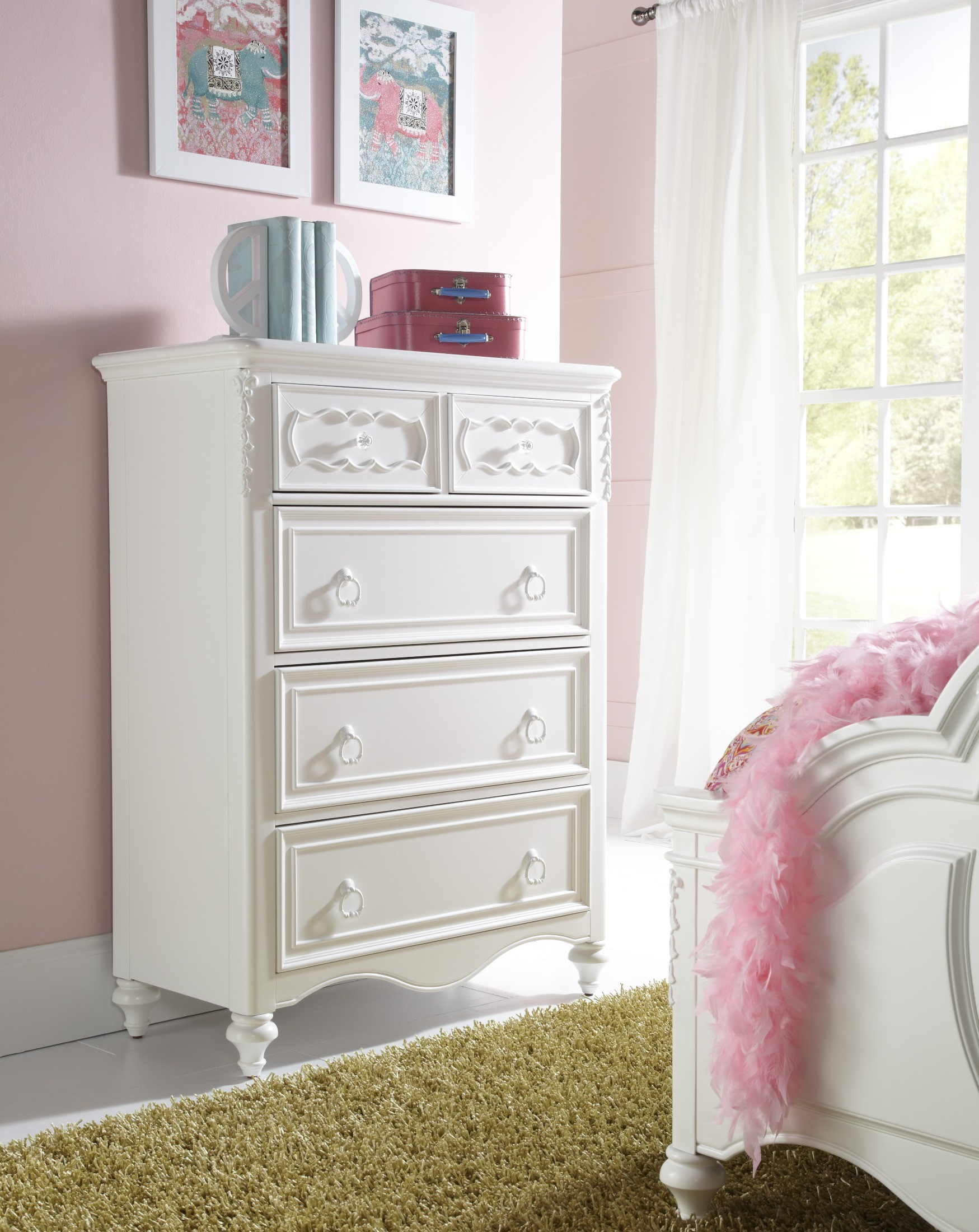 Sweetheart Drawer Chest 1stopbedrooms
