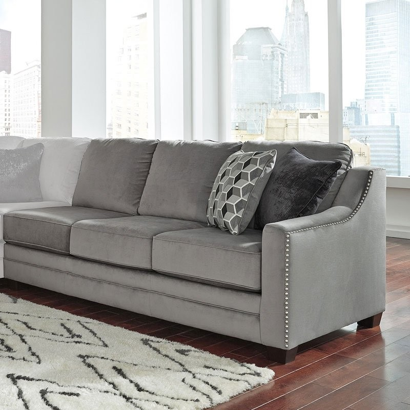 Astonishing Bicknell Charcoal Right Sofa Sectional Pdpeps Interior Chair Design Pdpepsorg
