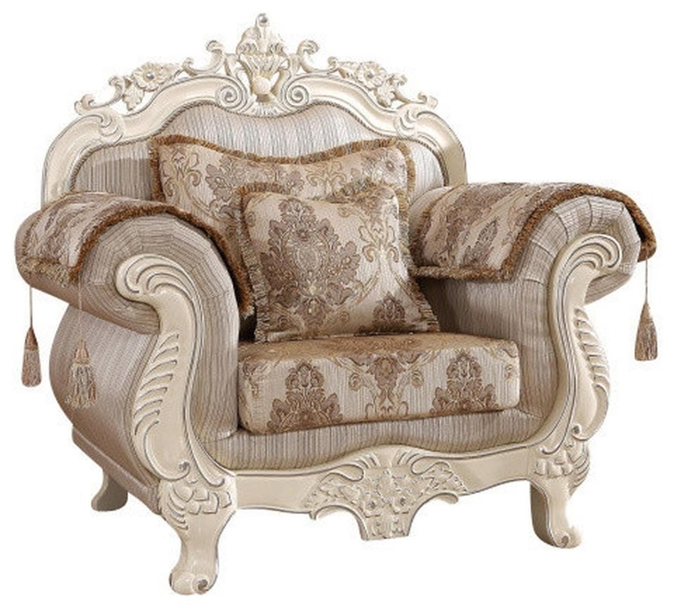 Meridian meridian serena 2 piece living room set in pearl - 8 piece living room furniture set ...