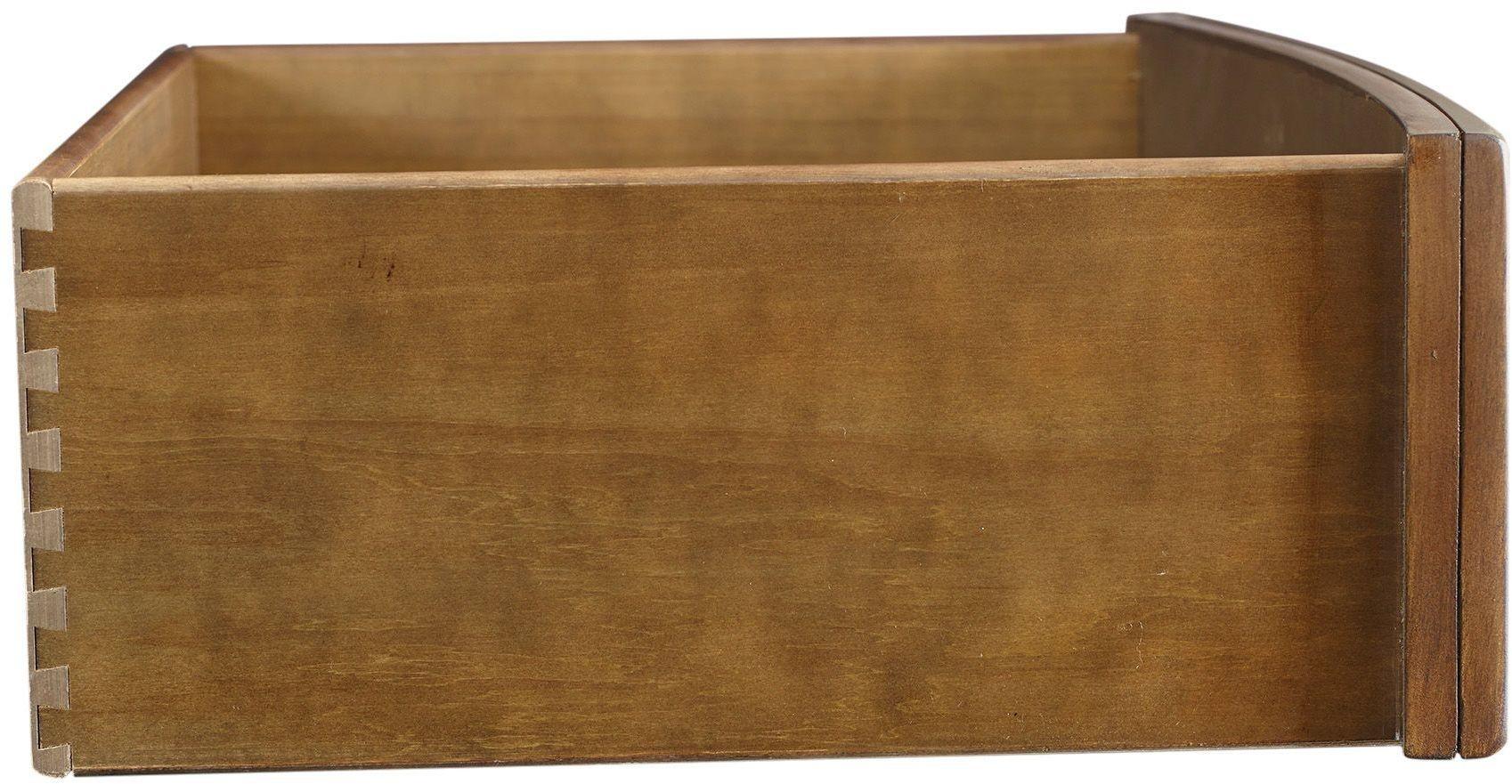 Credenza Dark Wood : Vintage mid century paul mccobb drawer dresser credenza dark etsy