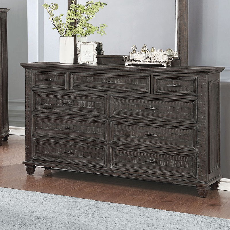 kitchen collection atascadero atascadero weathered carbon panel storage bedroom set 1stopbedrooms 8007