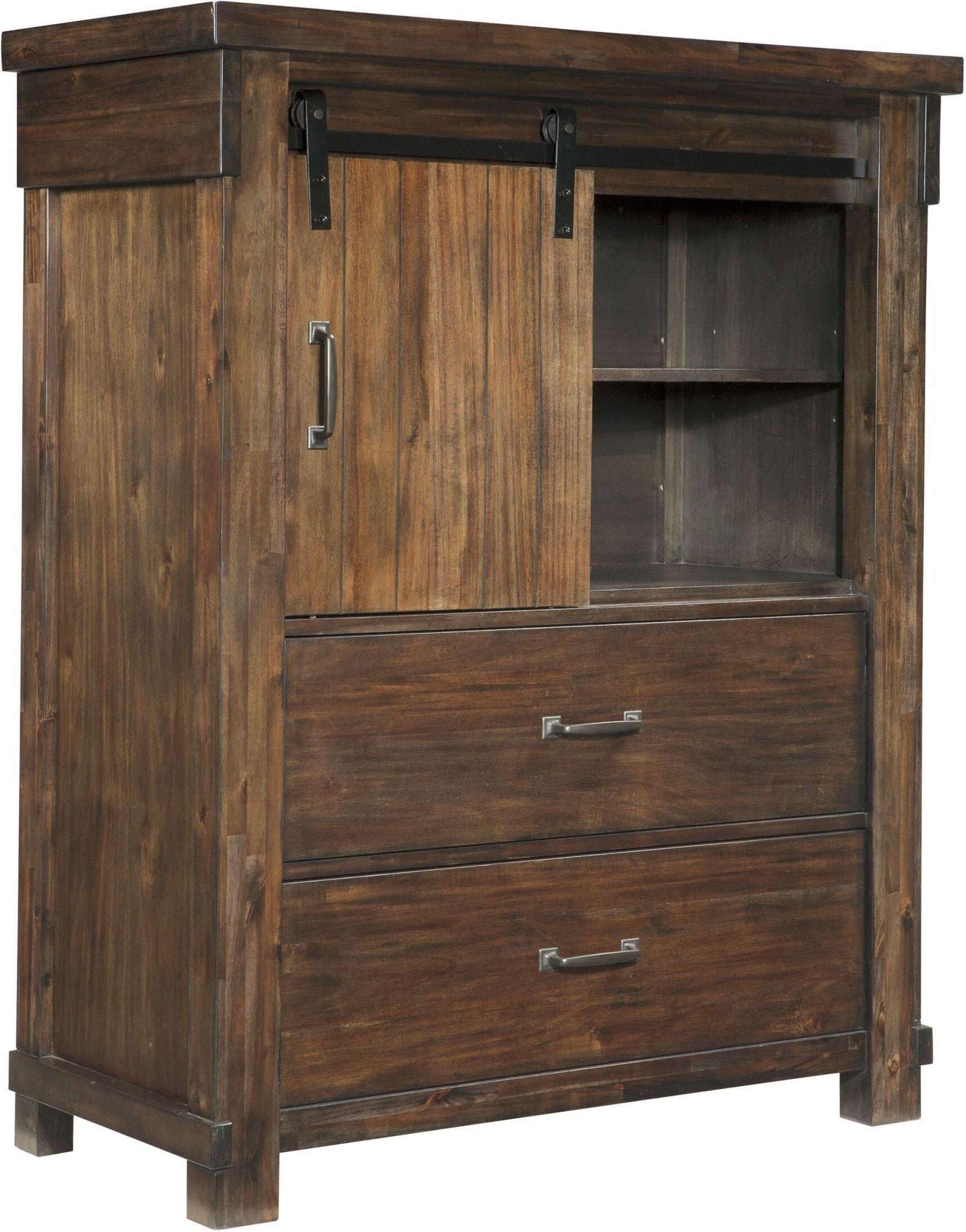 Lakeleigh Brown Panel Bedroom Set Media Gallery 11