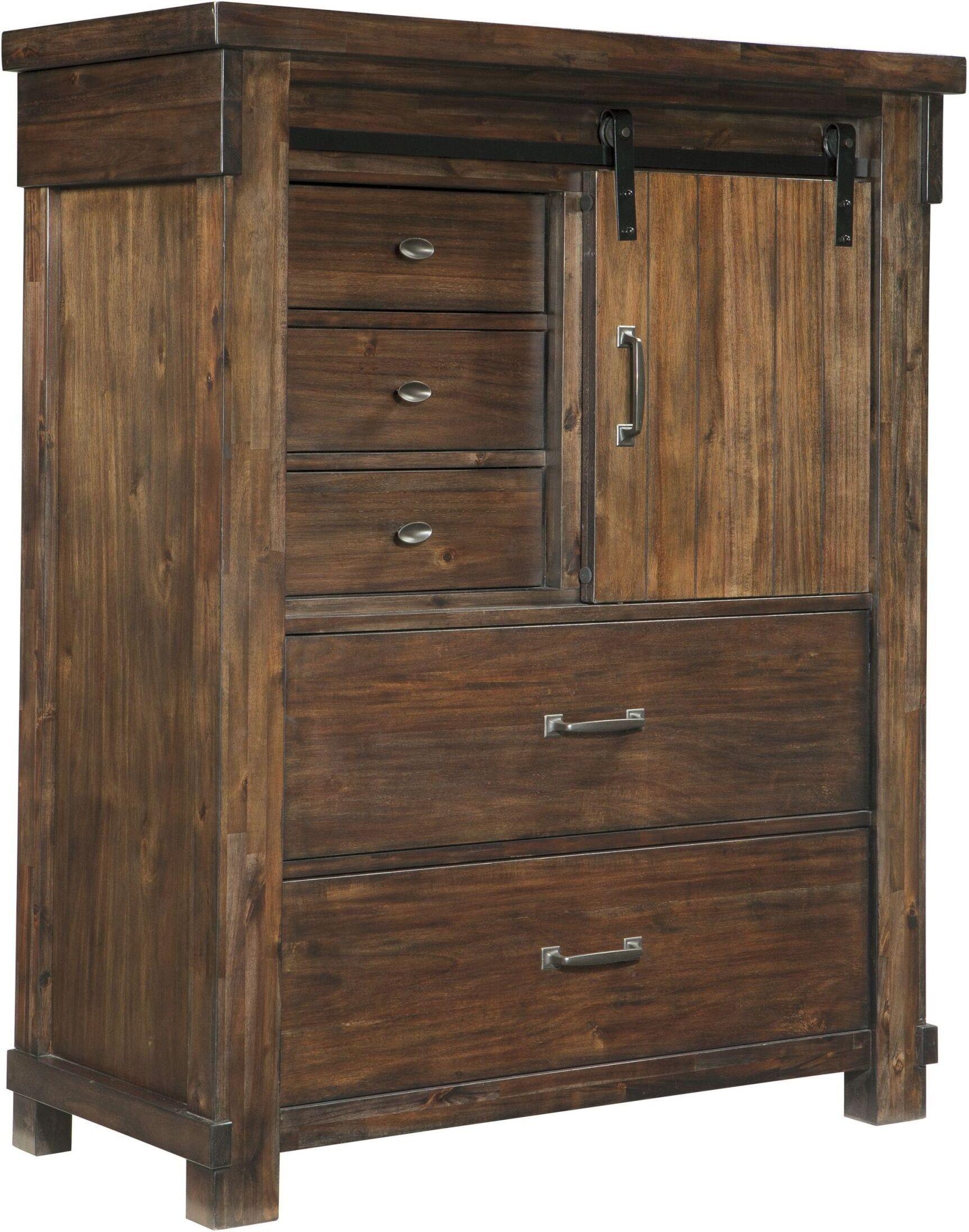 Lakeleigh Brown Panel Bedroom Set Media Gallery 10