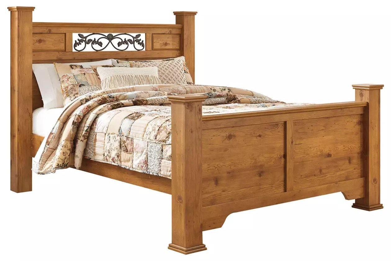 Picture of: Bittersweet Queen Poster Bed 1stopbedrooms