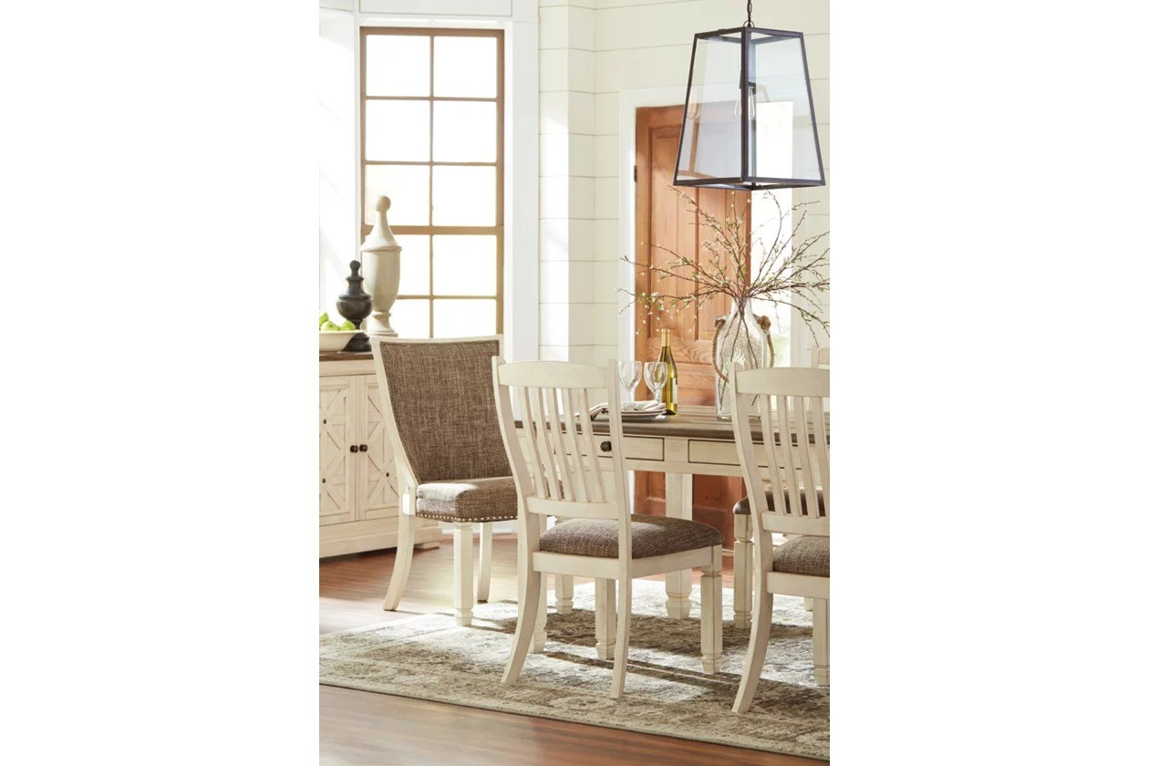bolanburg dining room table  1stopbedrooms