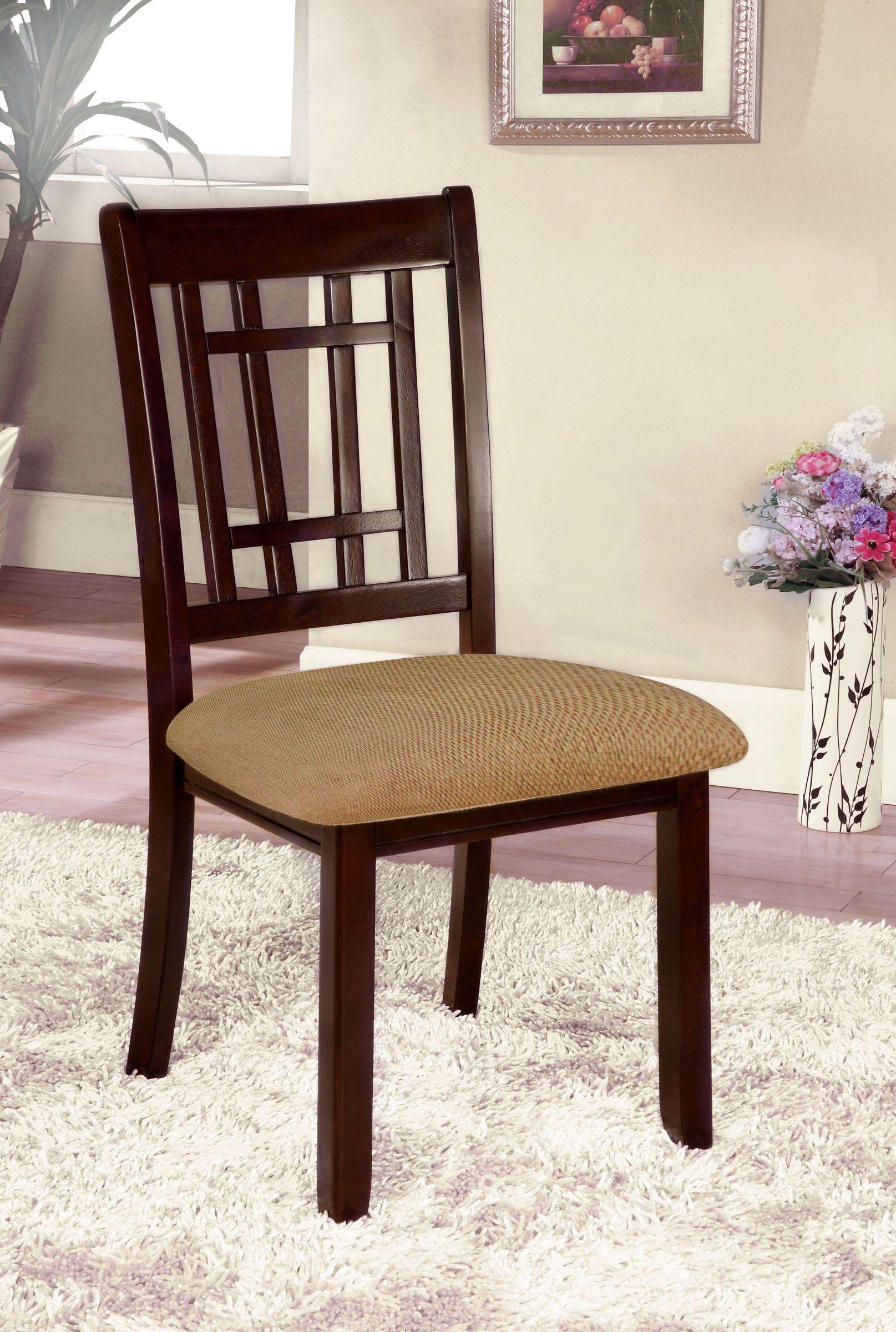 Furniture Of America Lennart Ii White Panel Bedroom Set: Furniture Of America Central Park I Dark Cherry