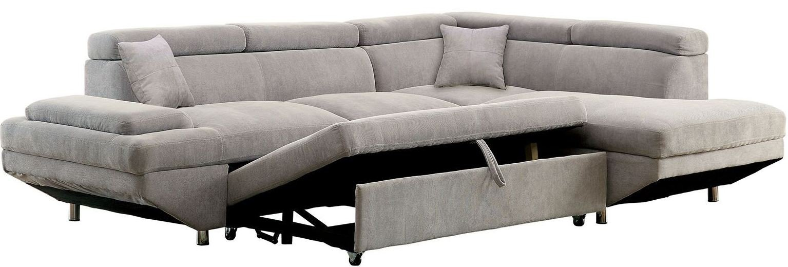 Foreman Gray Sectional 1stopbedrooms