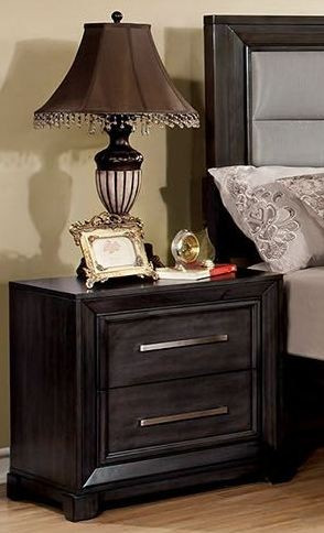 Bradley dark gray bedroom set 1stopbedrooms - Bedroom furniture sets buy now pay later ...