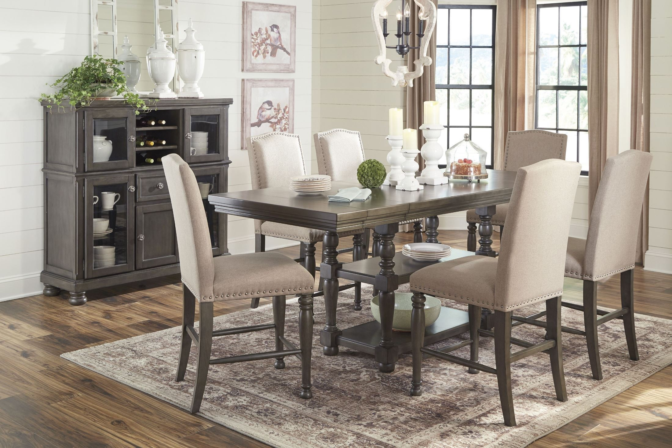 Counter Height Dining Room