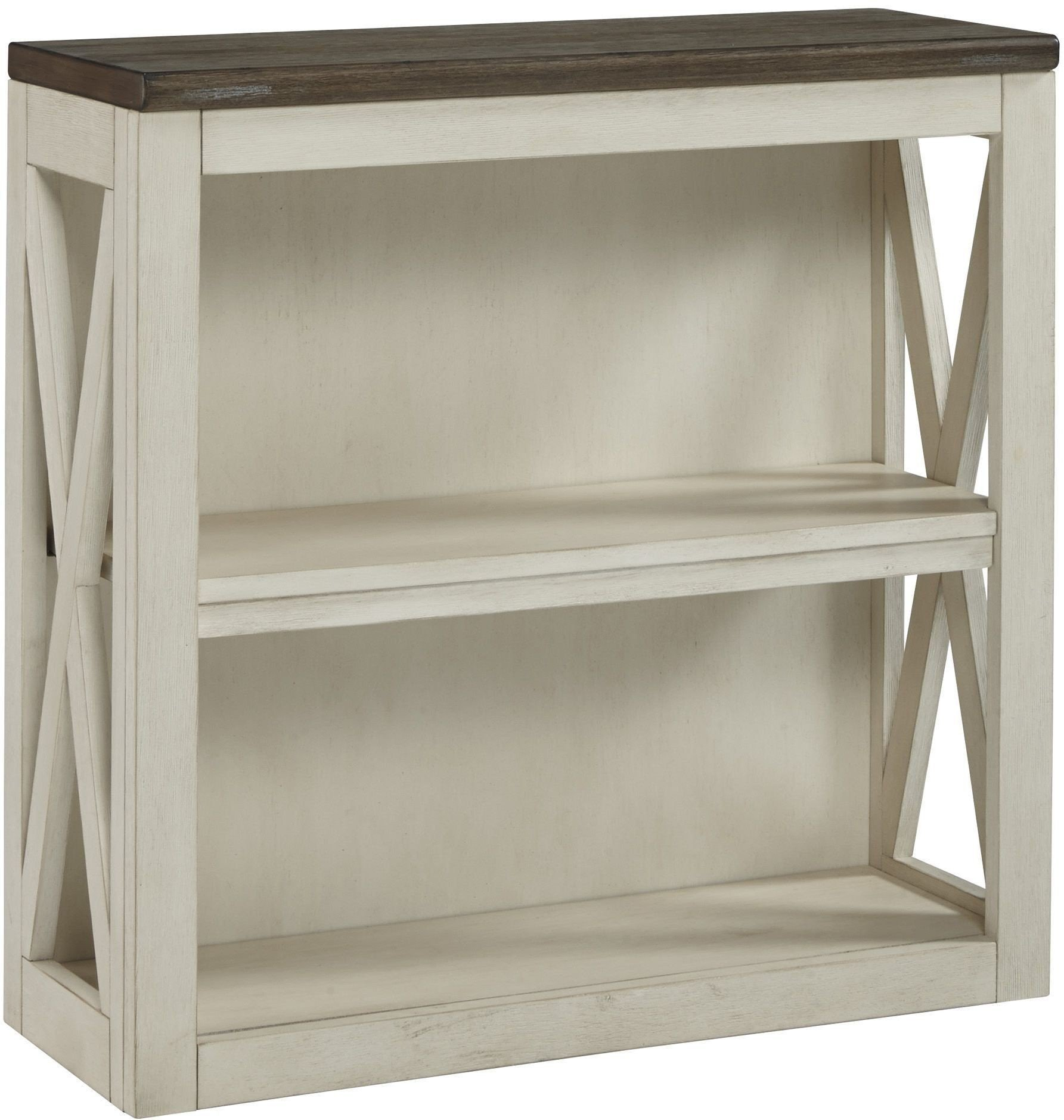 Bolanburg Two-tone Home Office Set Media Gallery 7
