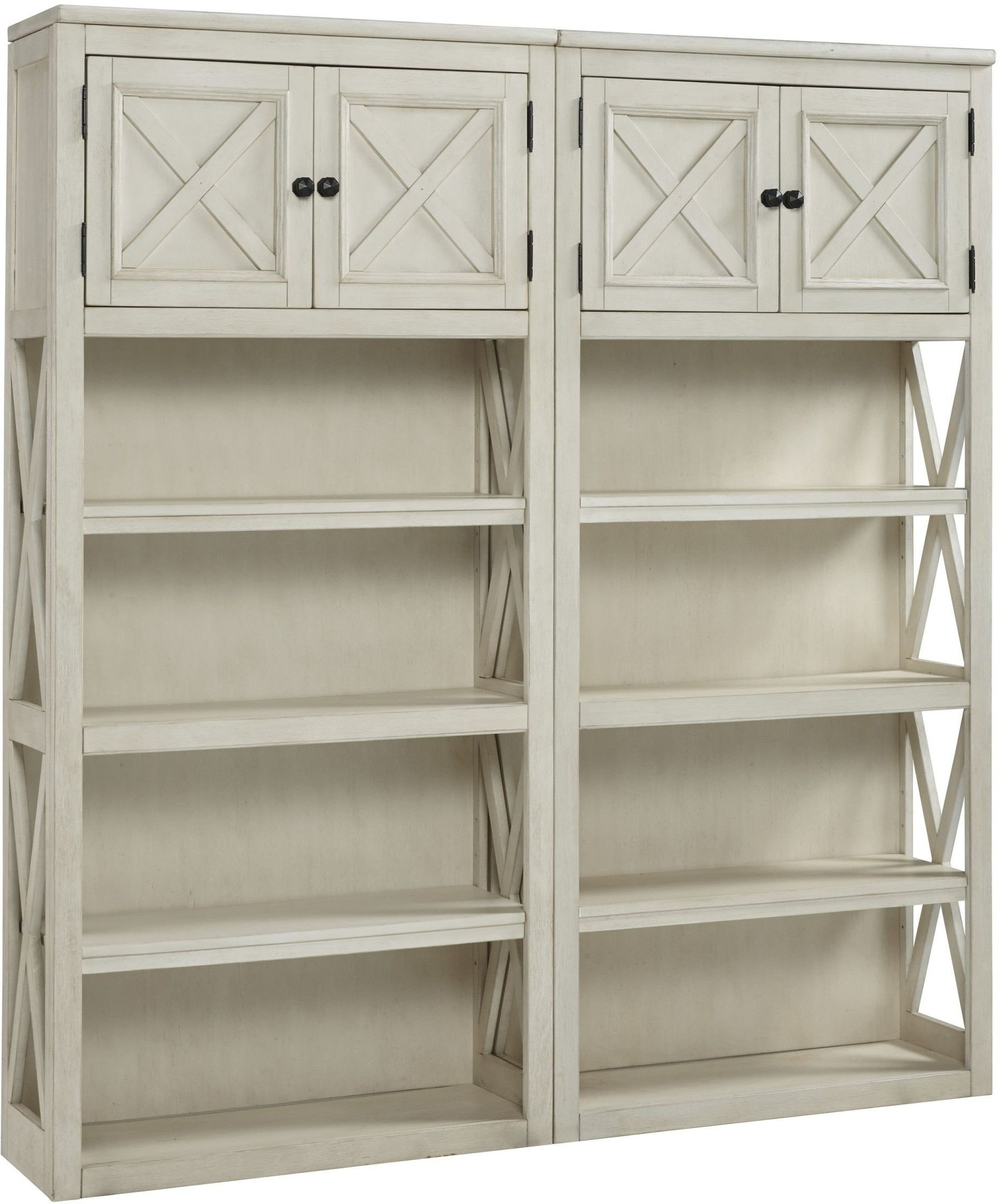 Bolanburg Two-tone Home Office Set Media Gallery 9