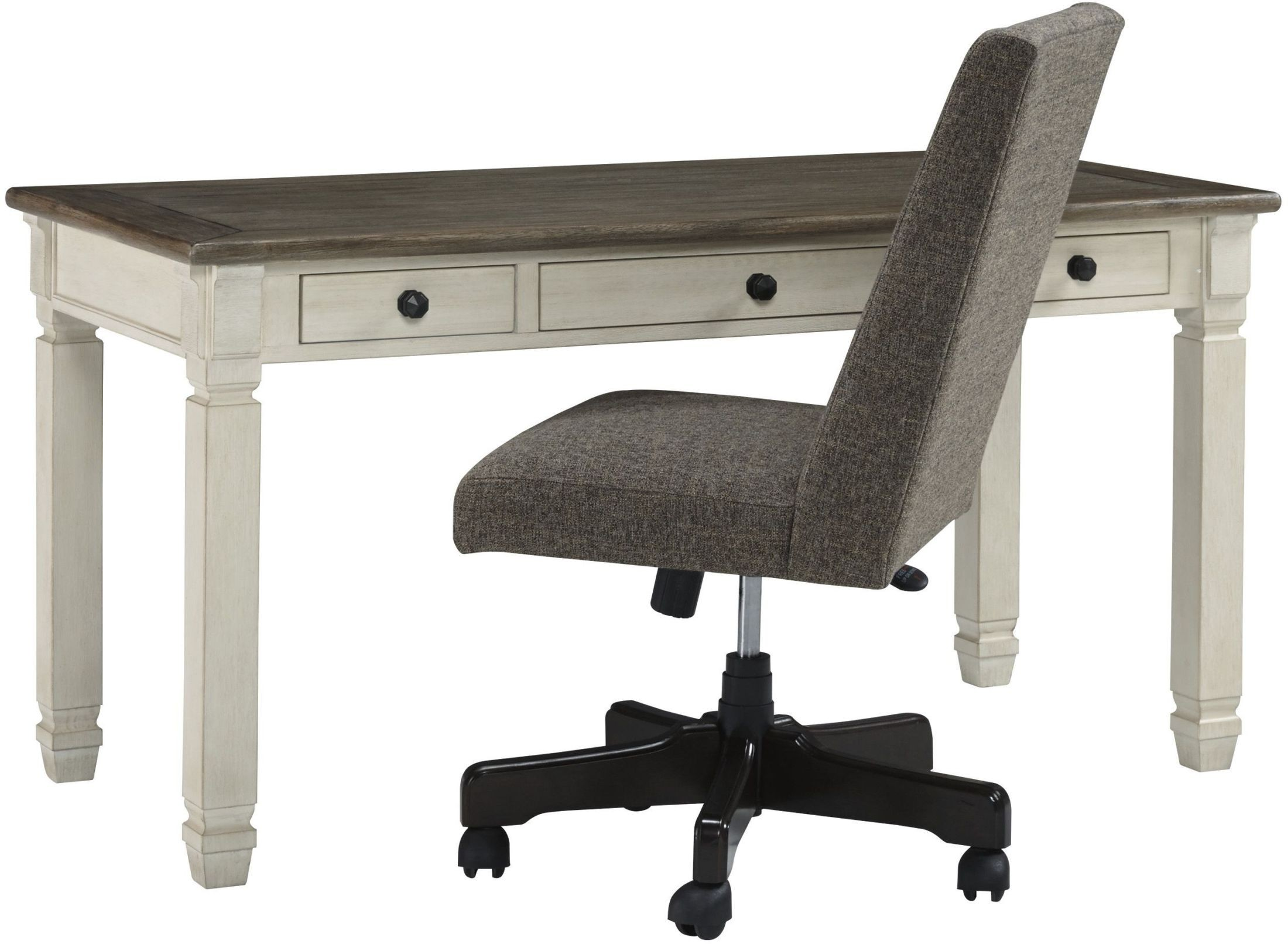 Bolanburg Two-tone Home Office Set Media Gallery 3