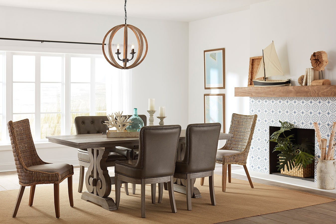 the helena may dining room | Helena Dining Room Set - 1StopBedrooms.