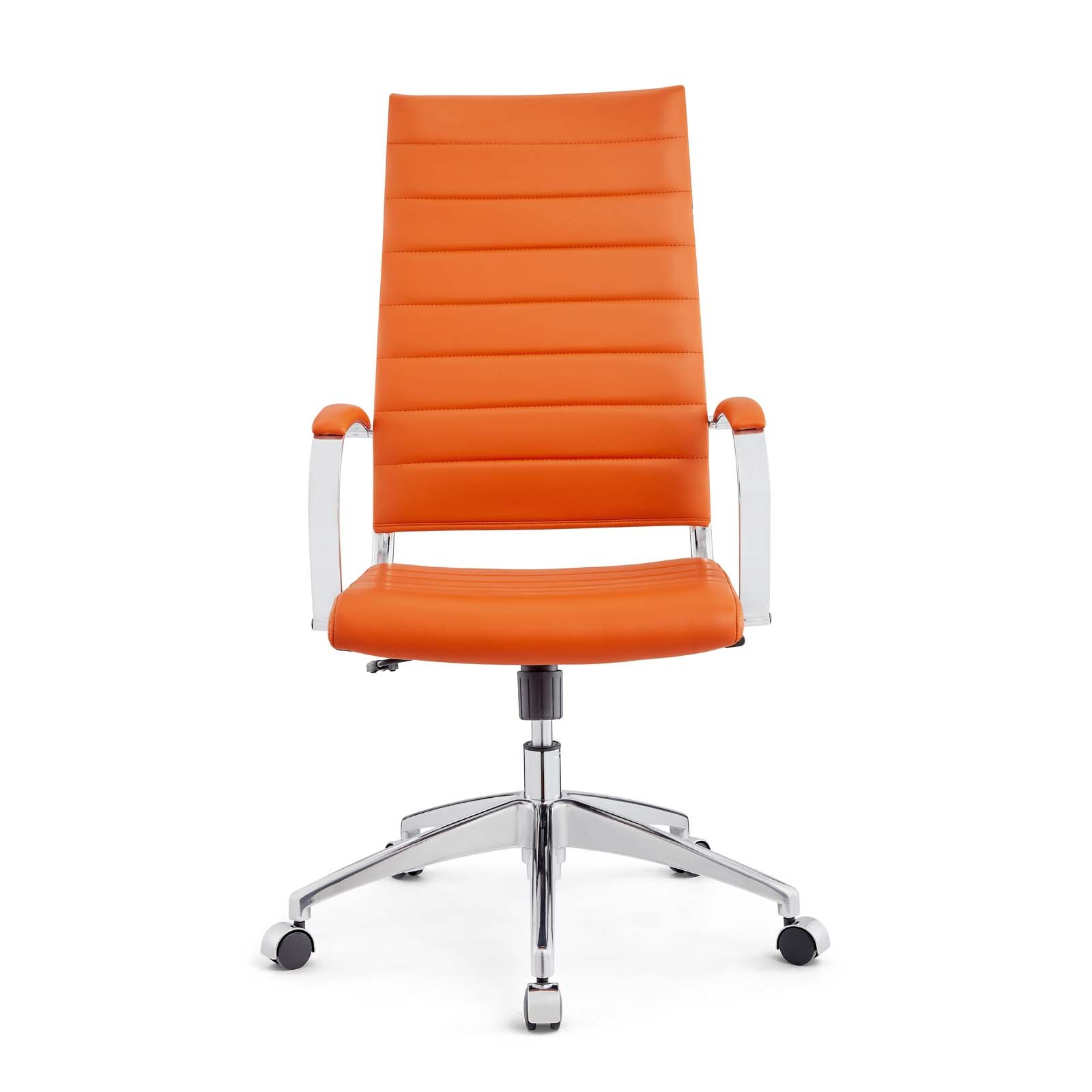 Picture of: Jive Orange Highback Office Chair Eei 272 Ora 1stopbedrooms