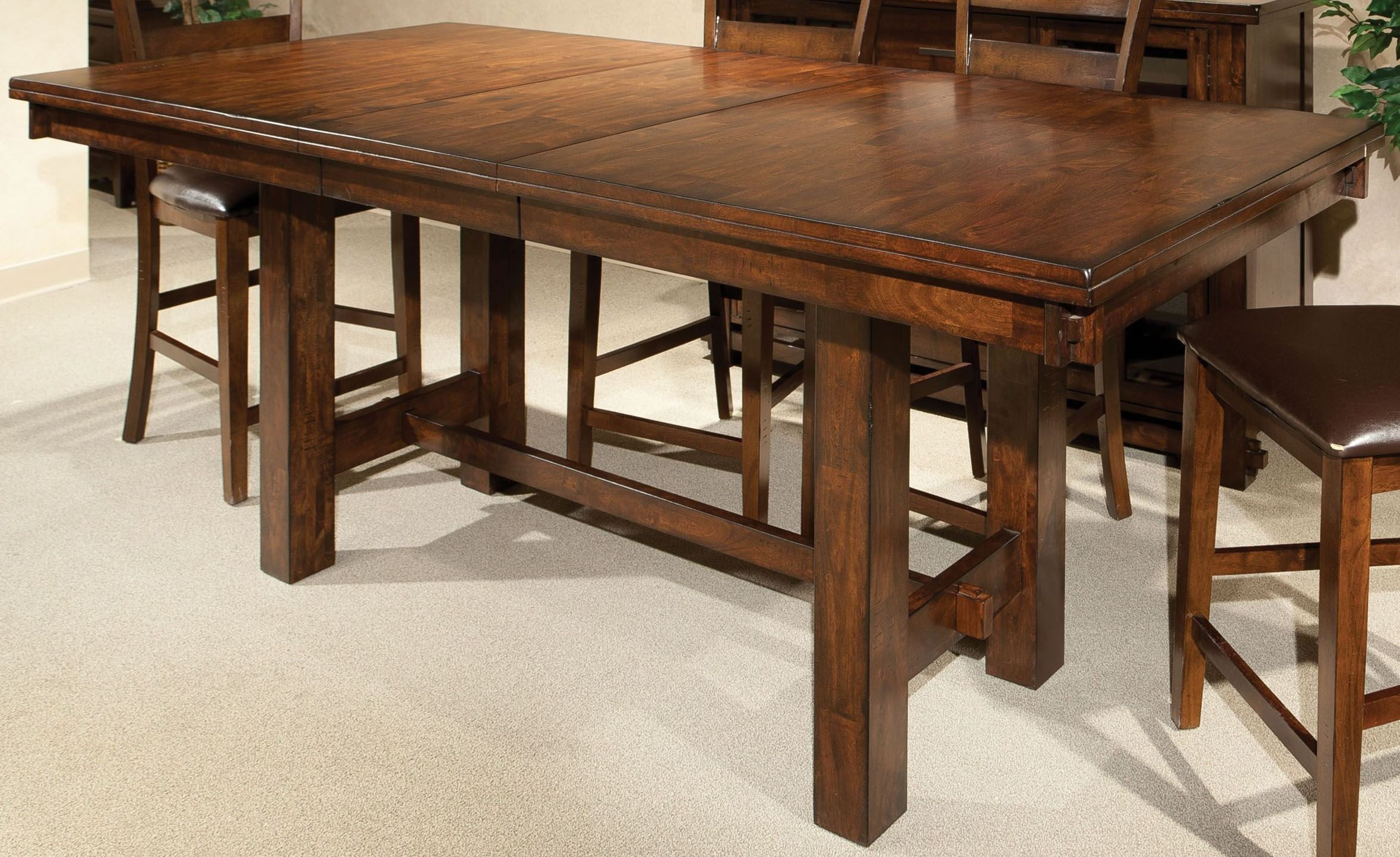 Dining Table; Barstool