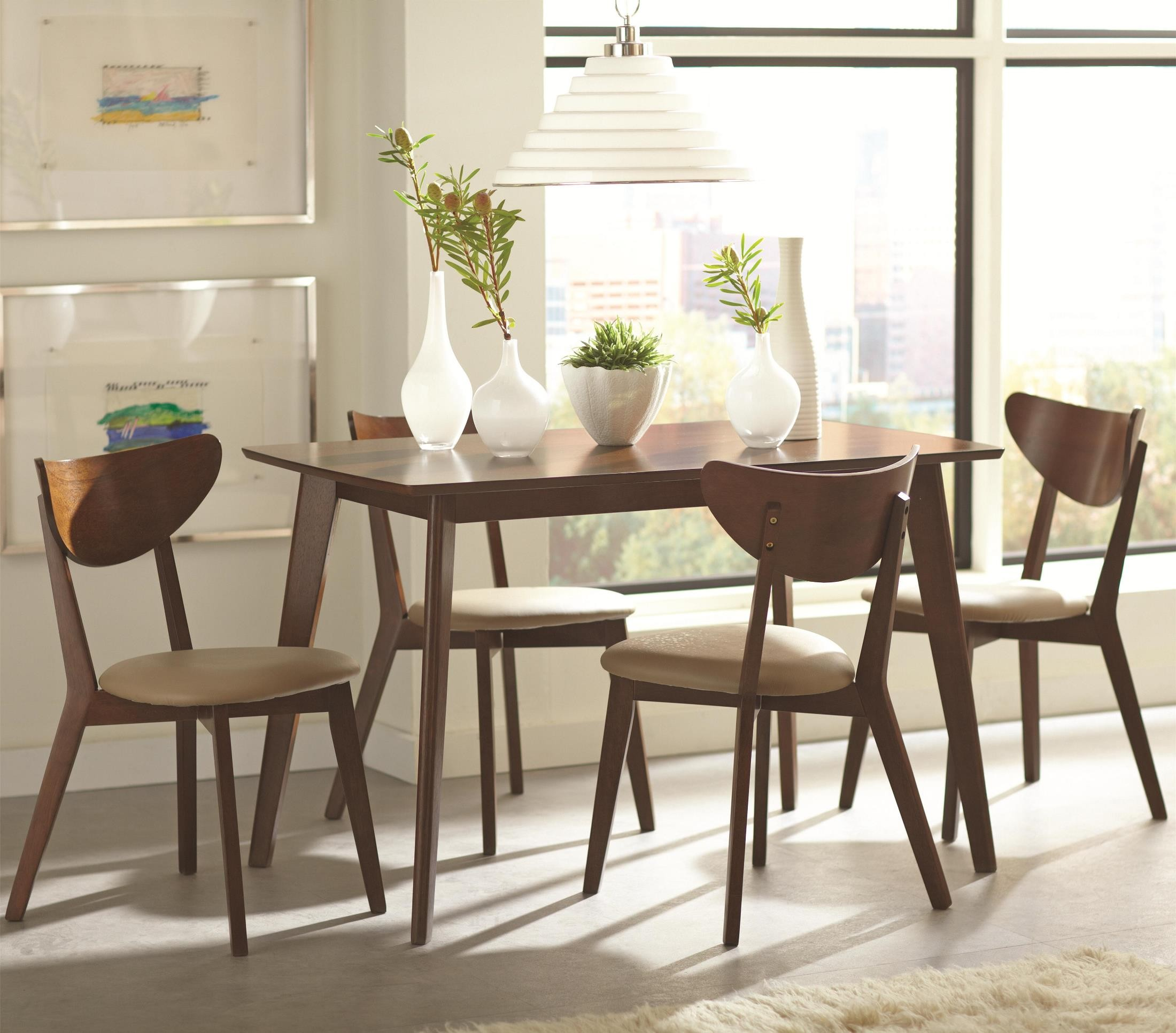 Dining Room Set For 12: Coaster Kersey Dining Room Set