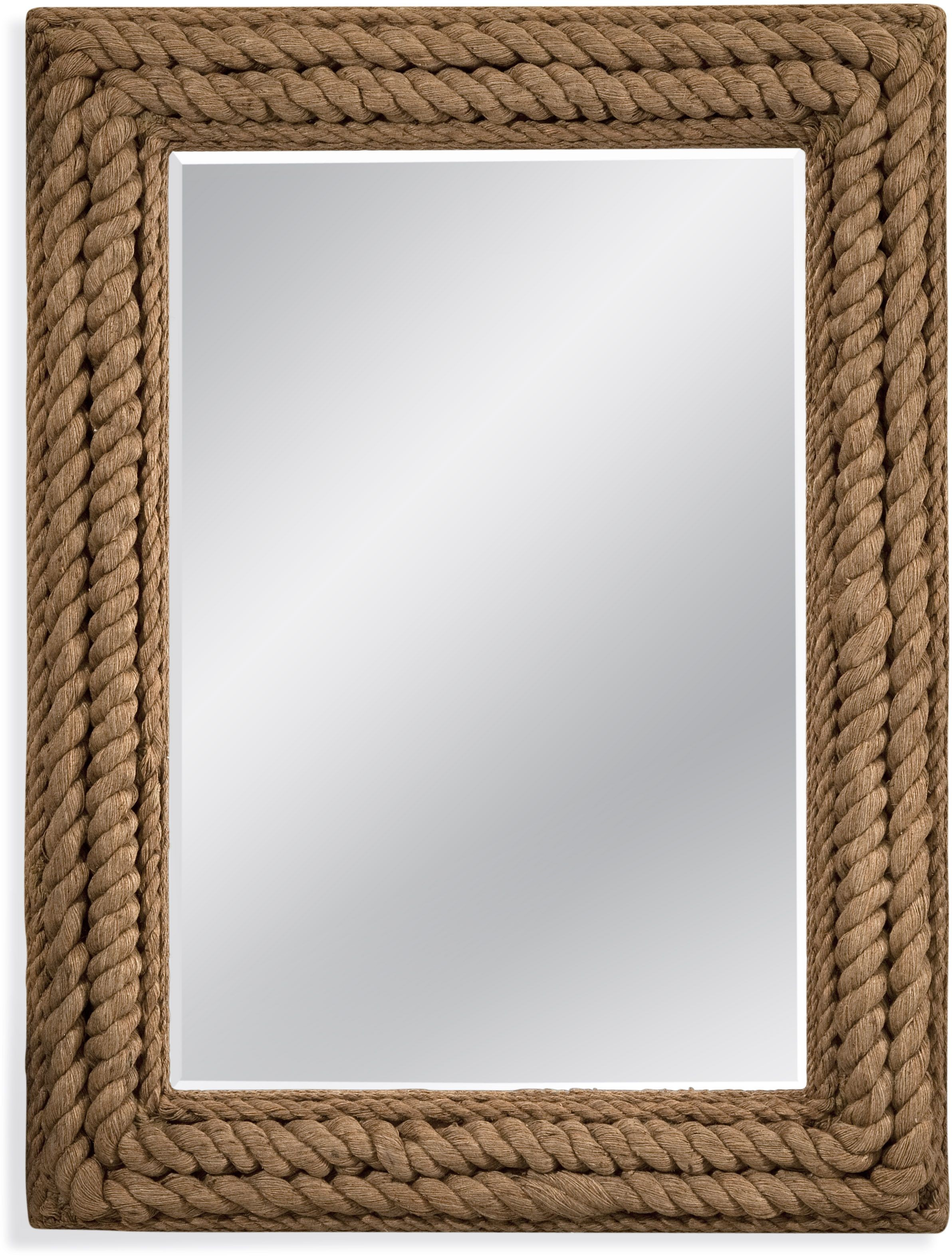 Trade Jute Rope Summerville Wall Mirror 1stopbedrooms